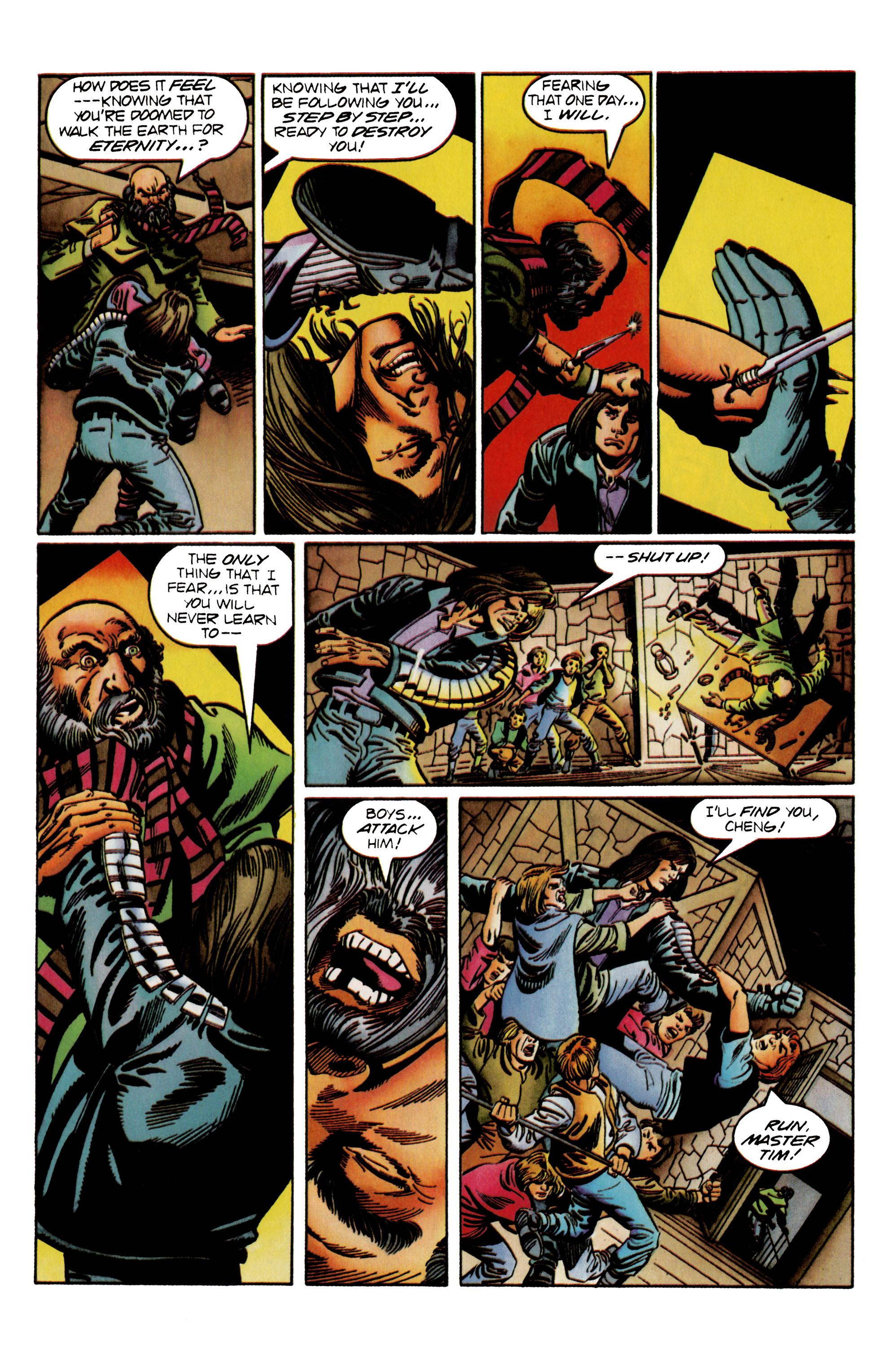Read online Eternal Warrior (1992) comic -  Issue #24 - 13