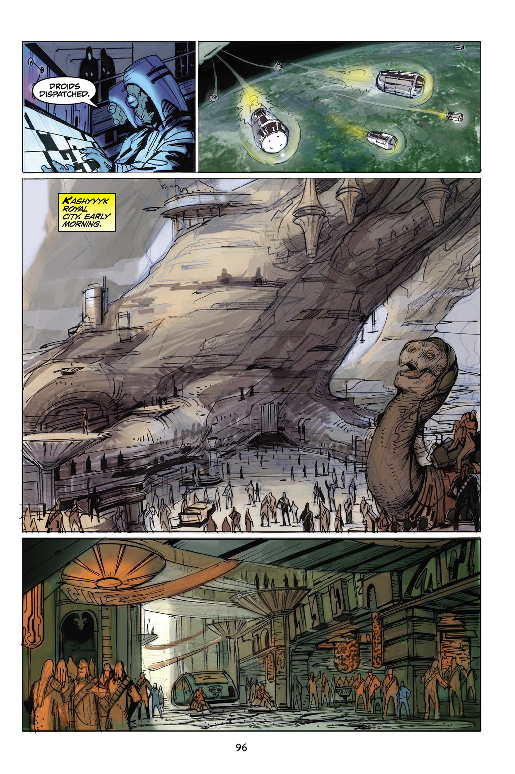 Read online Star Wars Omnibus comic -  Issue # Vol. 30 - 94