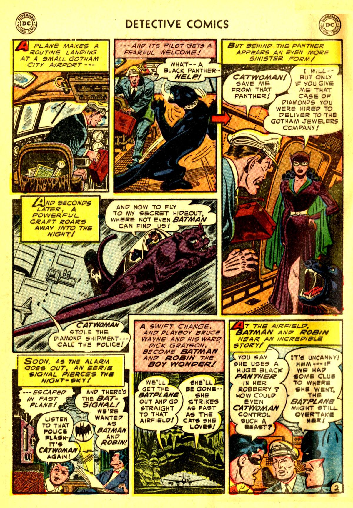 Read online Detective Comics (1937) comic -  Issue #211 - 4