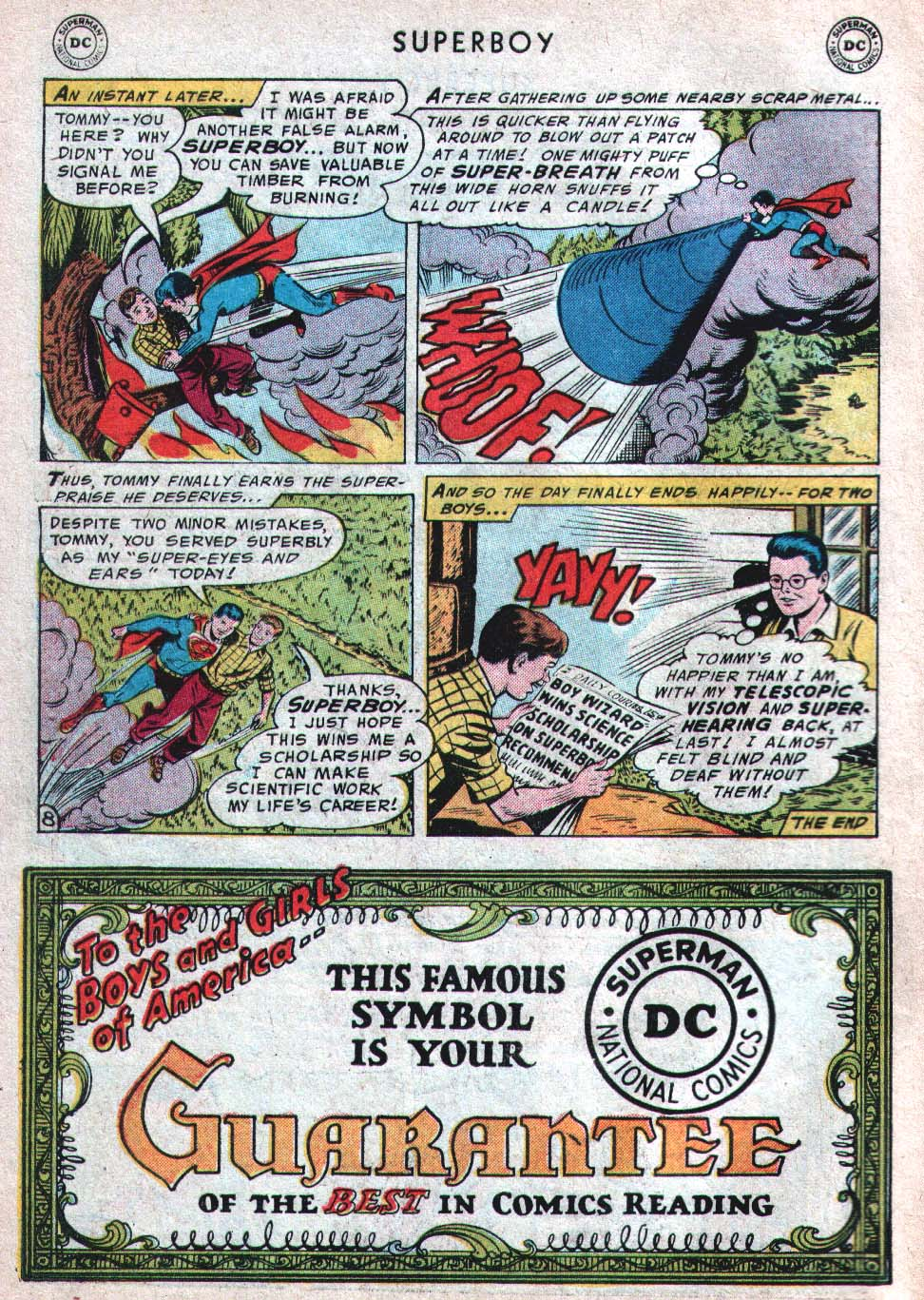 Superboy (1949) issue 46 - Page 9