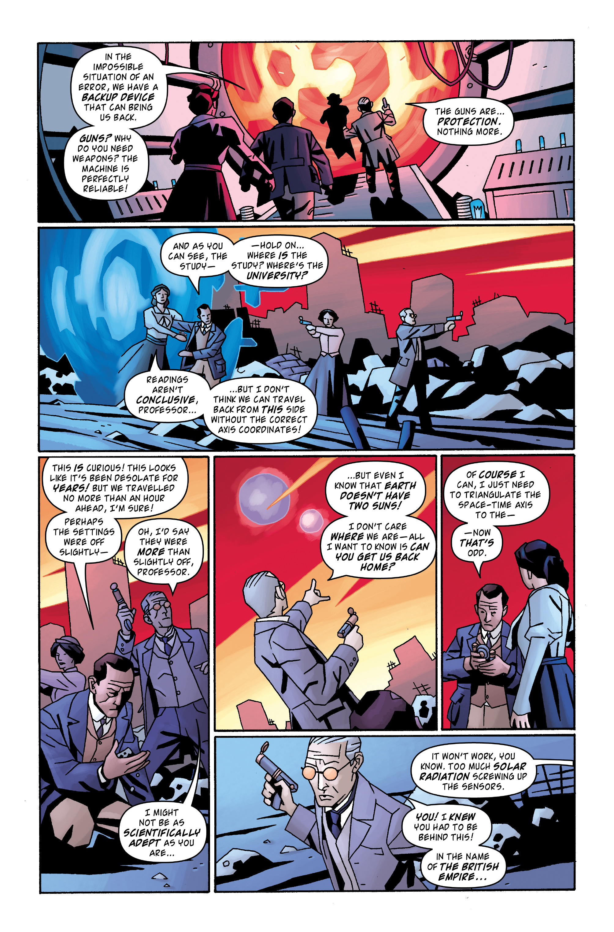 Read online Doctor Who: The Tenth Doctor Archives comic -  Issue #31 - 9