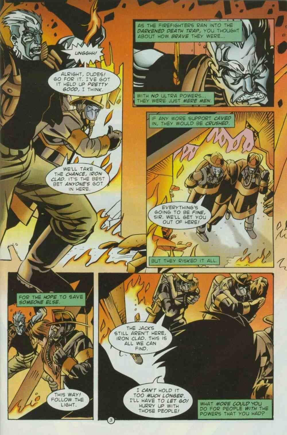 Read online Ultraverse Premiere comic -  Issue #7 - 5