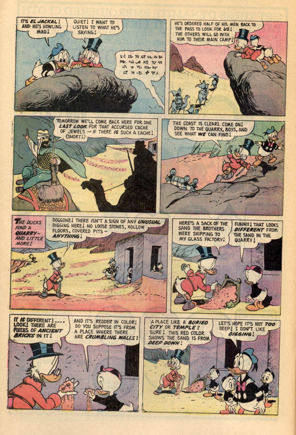 Read online Uncle Scrooge (1953) comic -  Issue #108 - 20
