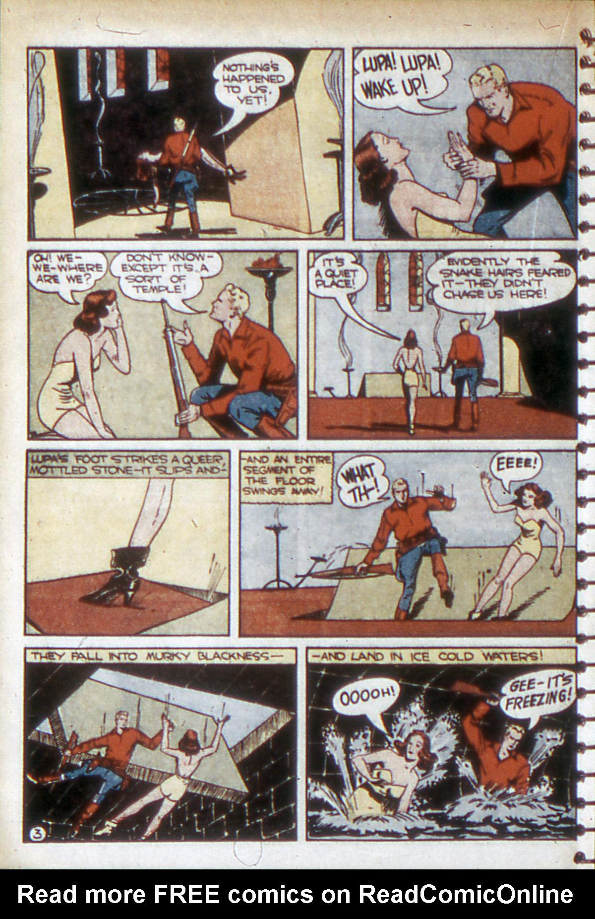 Read online Adventure Comics (1938) comic -  Issue #53 - 37