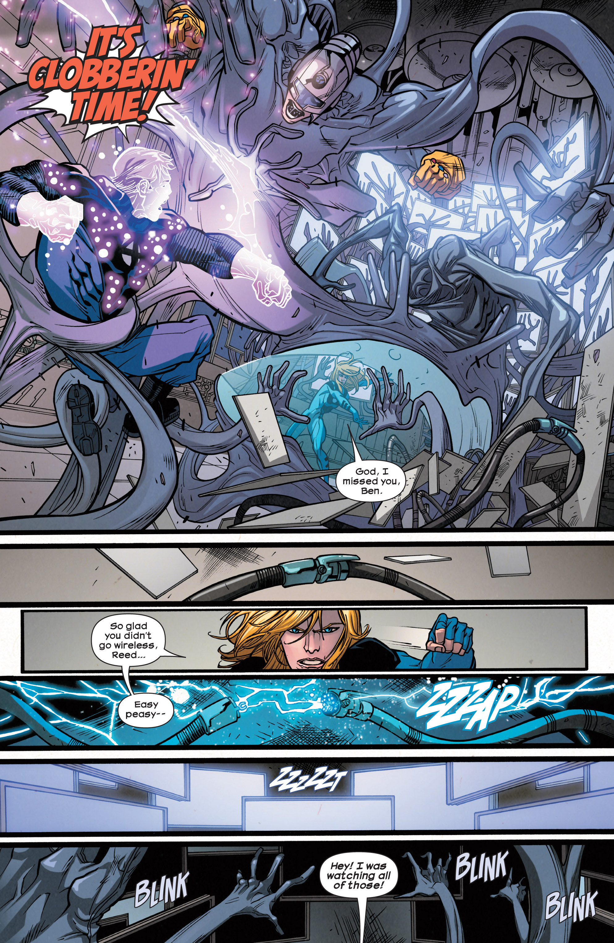 Read online Ultimate Comics Ultimates comic -  Issue #26 - 10