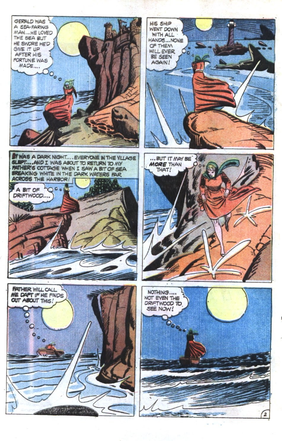 Haunted Love (1973) issue 5 - Page 4