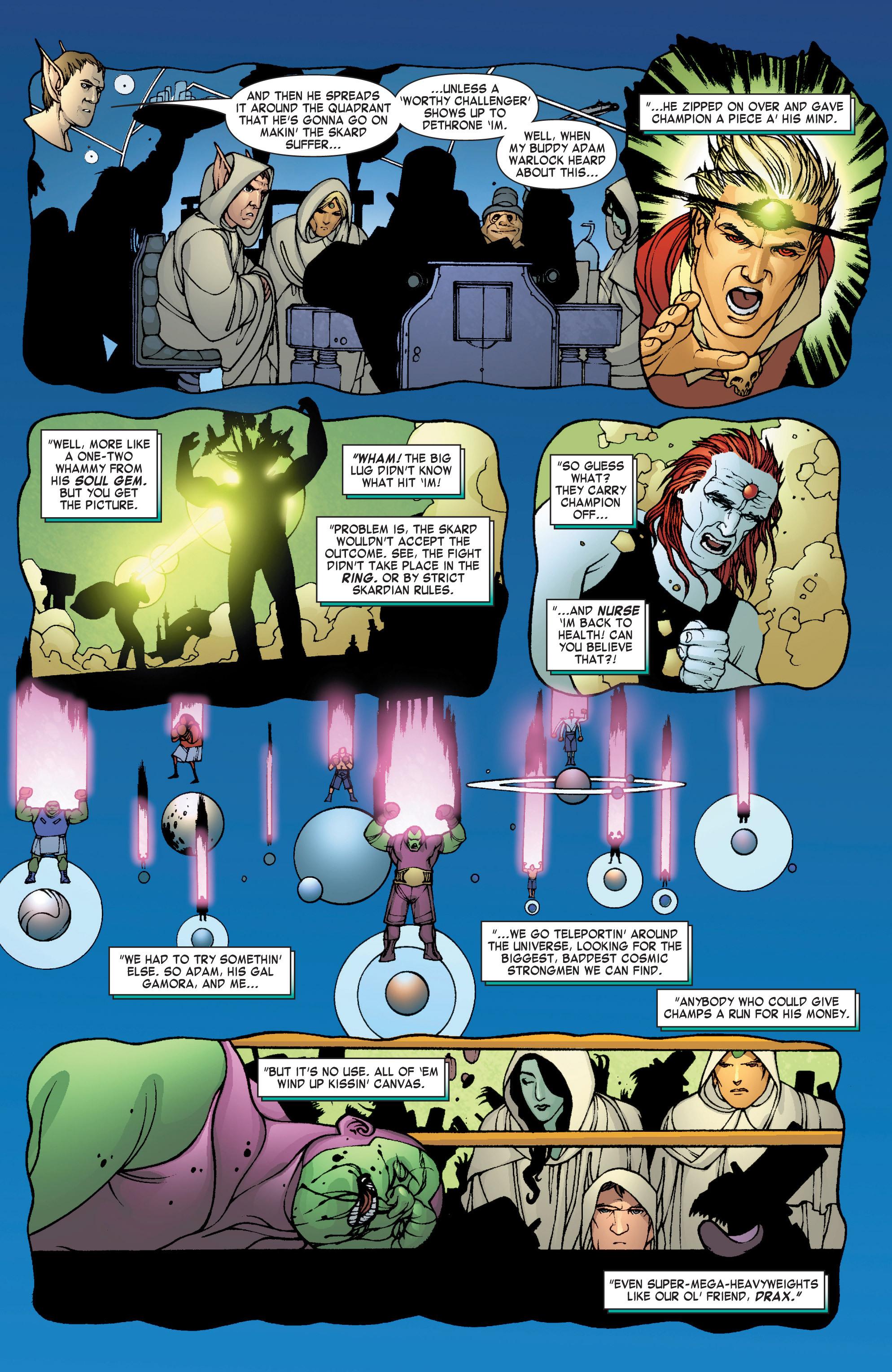 Read online She-Hulk (2004) comic -  Issue #8 - 6