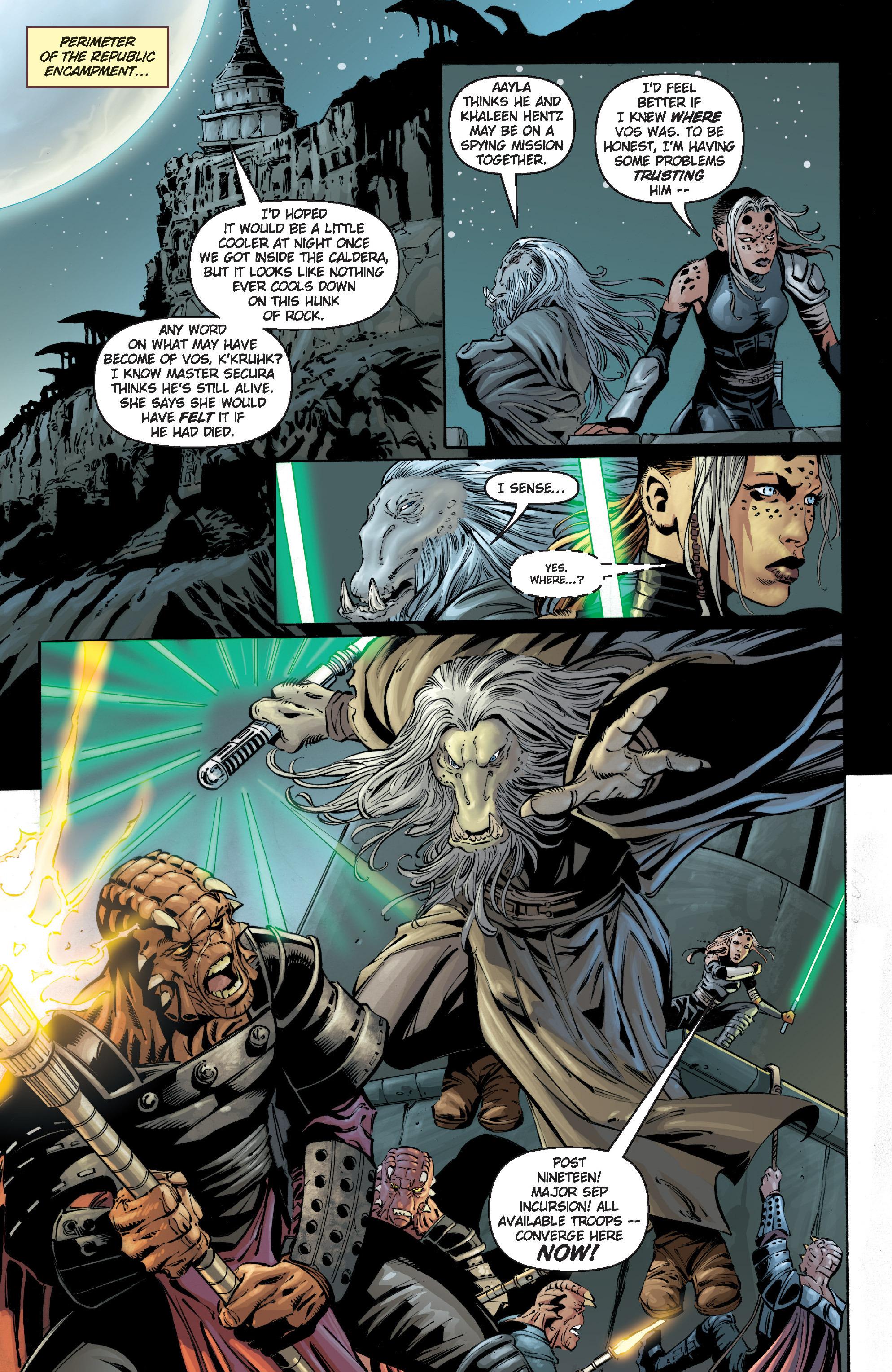 Read online Star Wars Omnibus comic -  Issue # Vol. 26 - 289