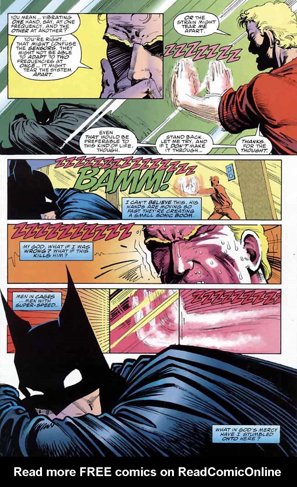 Read online Batman: Holy Terror comic -  Issue # Full - 26