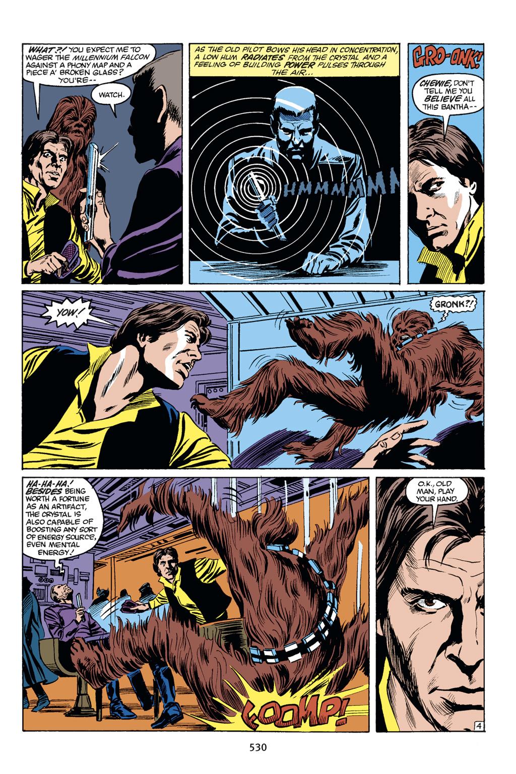 Read online Star Wars Omnibus comic -  Issue # Vol. 18.5 - 244