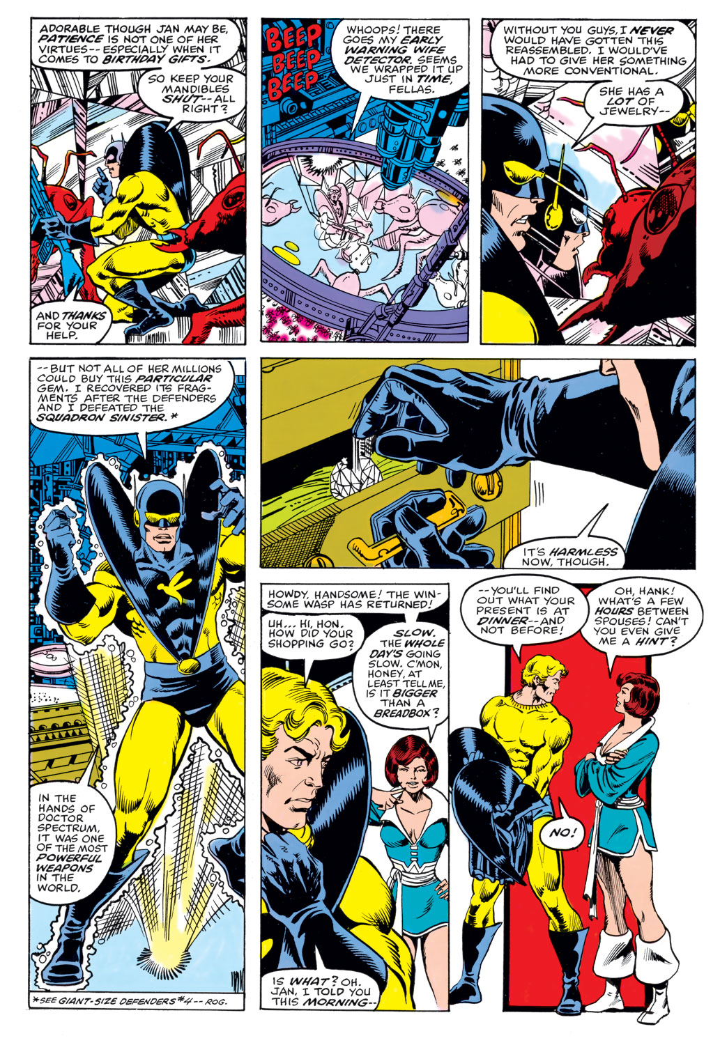 The Avengers (1963) _Annual_8 Page 2