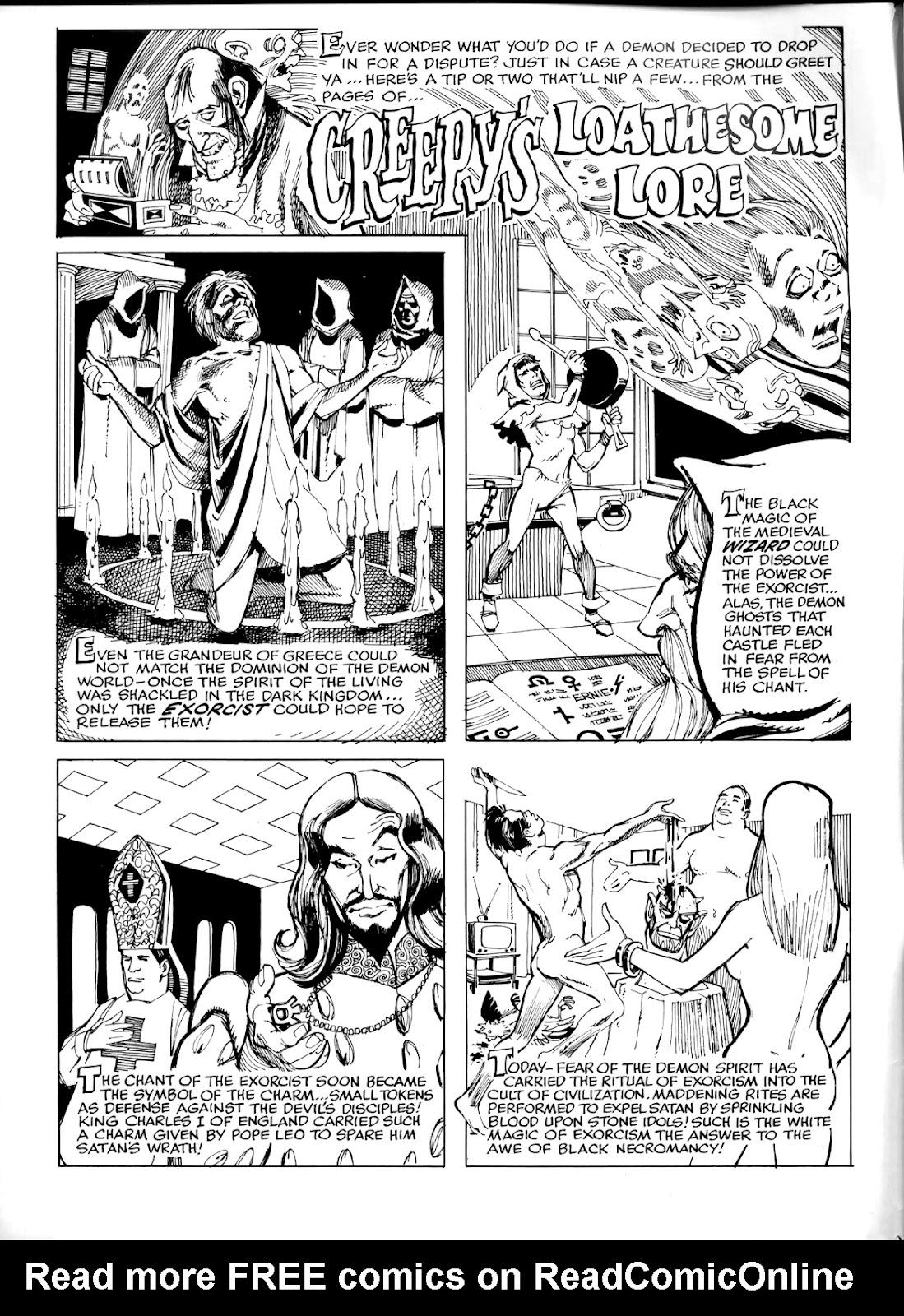 Creepy (1964) Issue #25 #25 - English 2