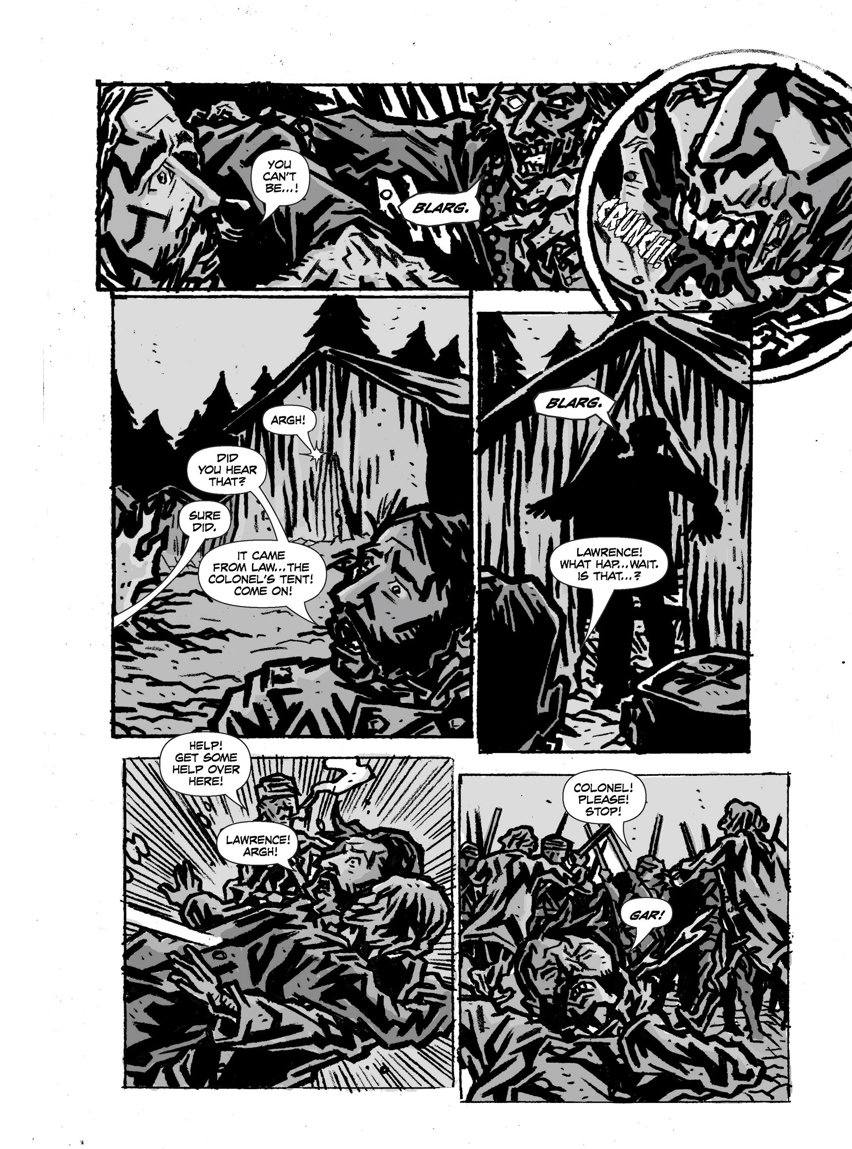 Read online FUBAR comic -  Issue #3 - 150