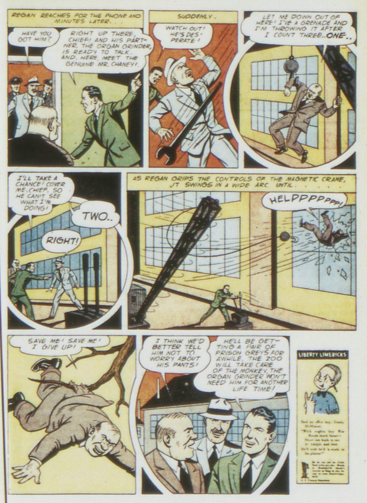 Read online Detective Comics (1937) comic -  Issue #75 - 47