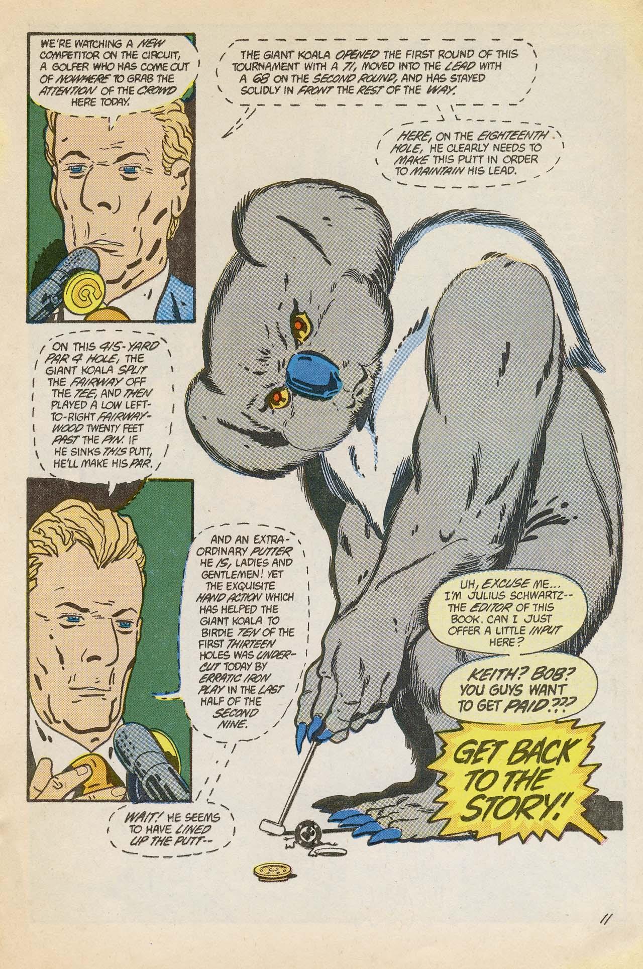 Read online Ambush Bug comic -  Issue #2 - 17