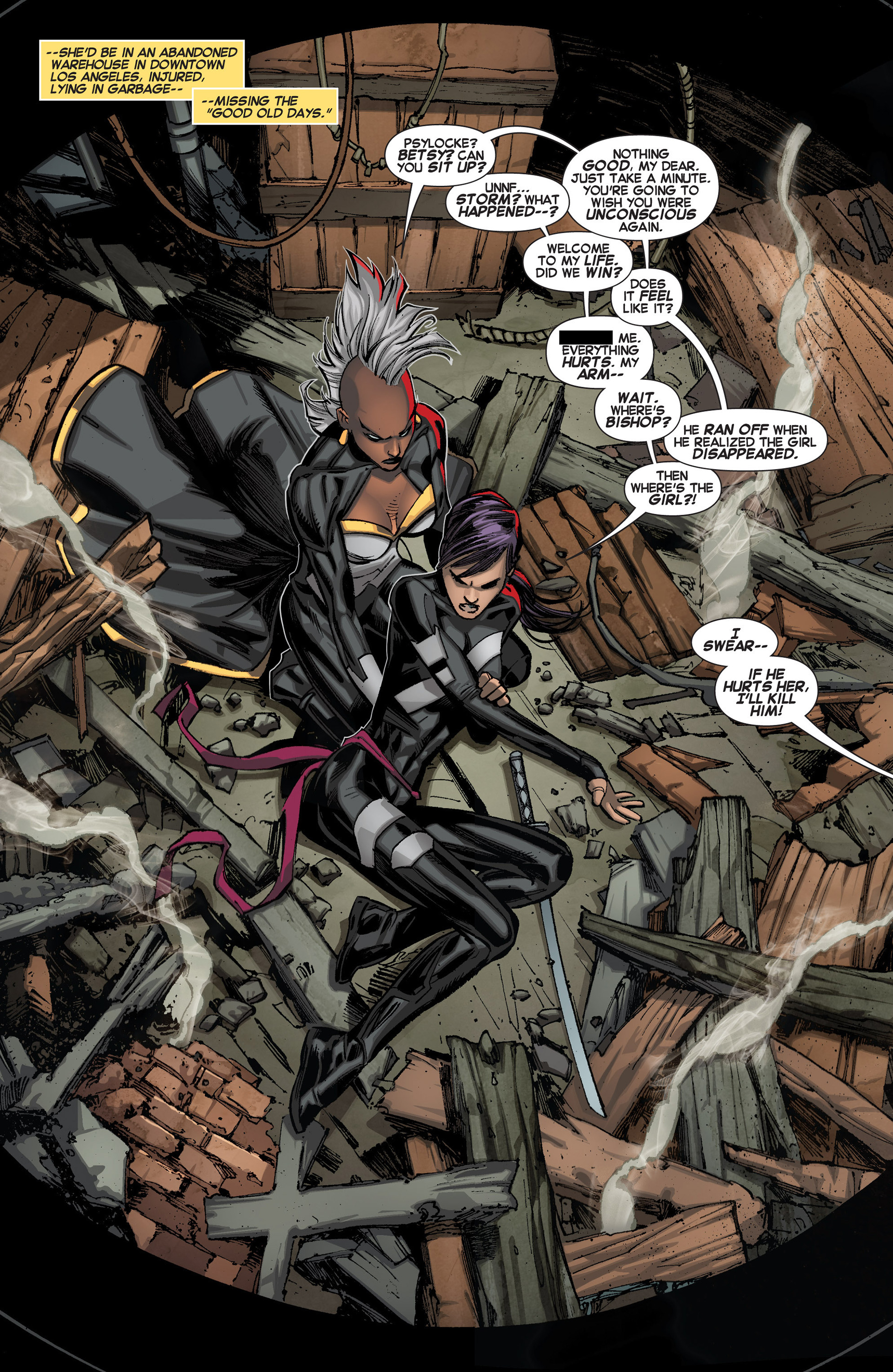 Read online Uncanny X-Force (2013) comic -  Issue #3 - 4