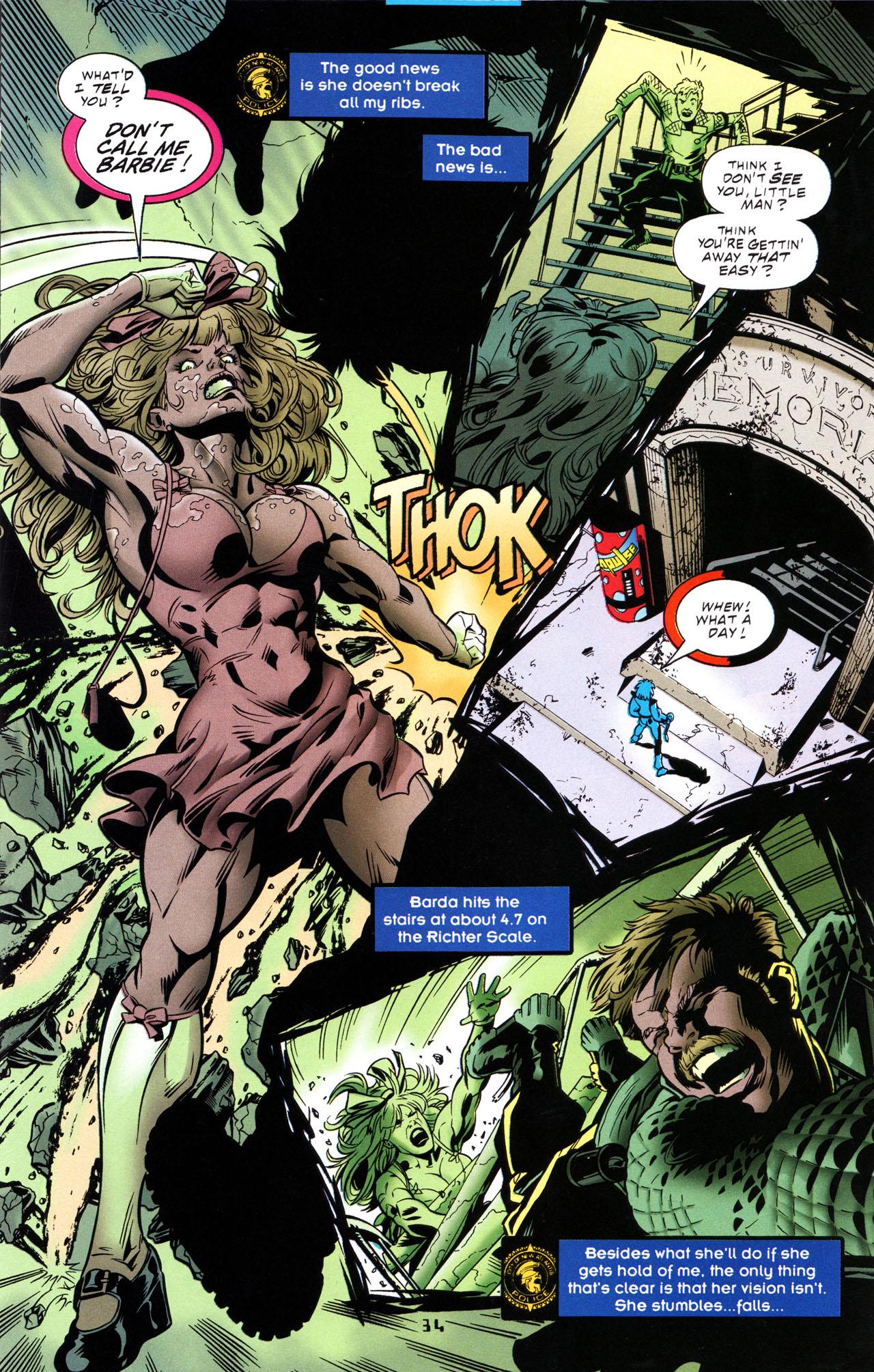 Read online Tangent Comics/ The Joker comic -  Issue # Full - 35