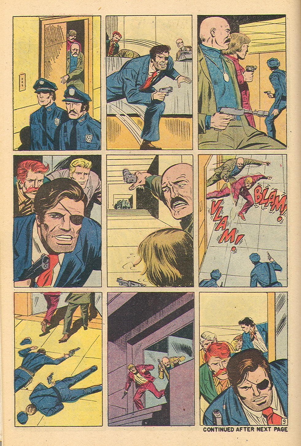 Read online Sgt. Fury comic -  Issue #100 - 13