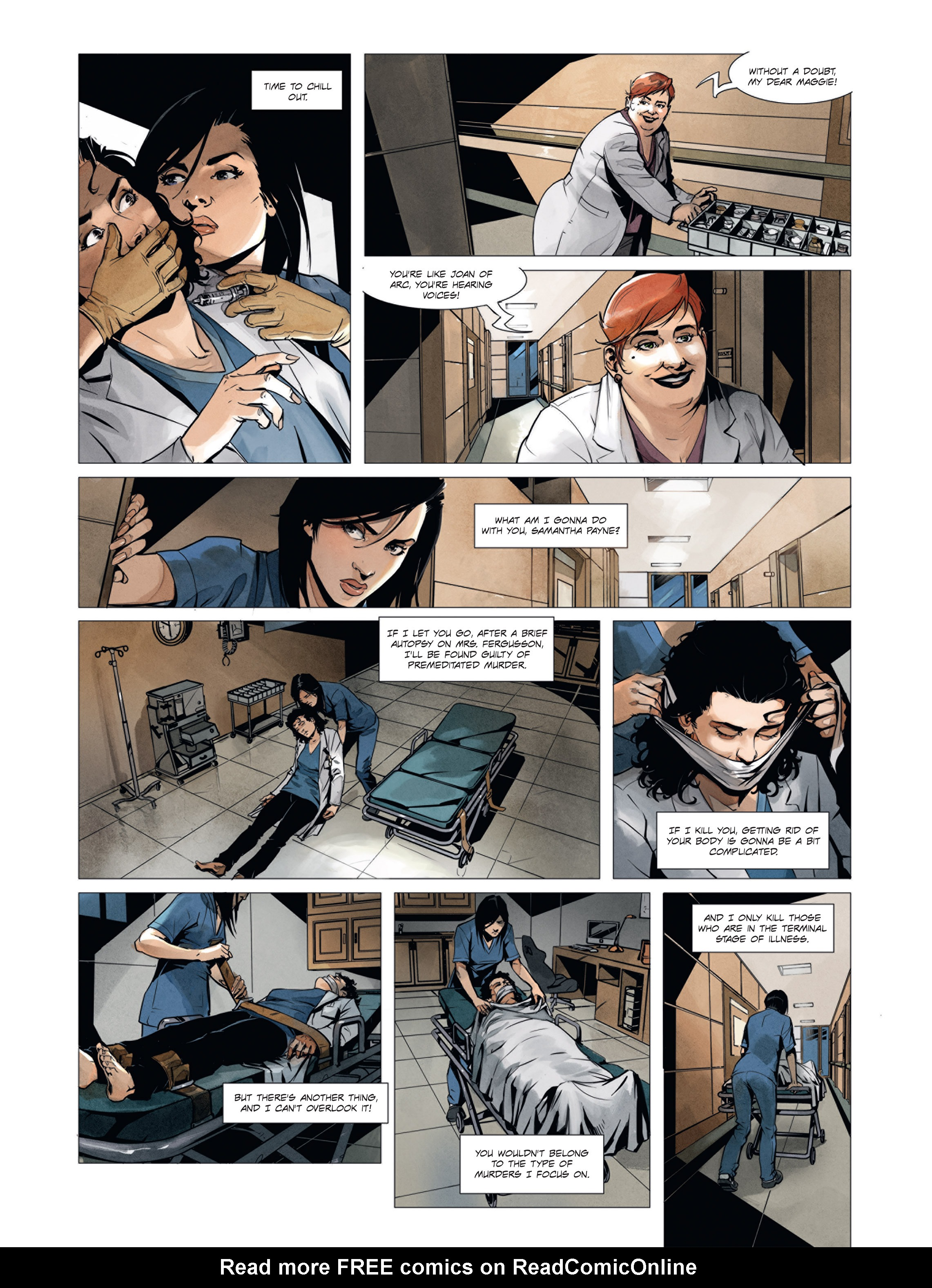 Read online Alice Matheson comic -  Issue #1 - 57