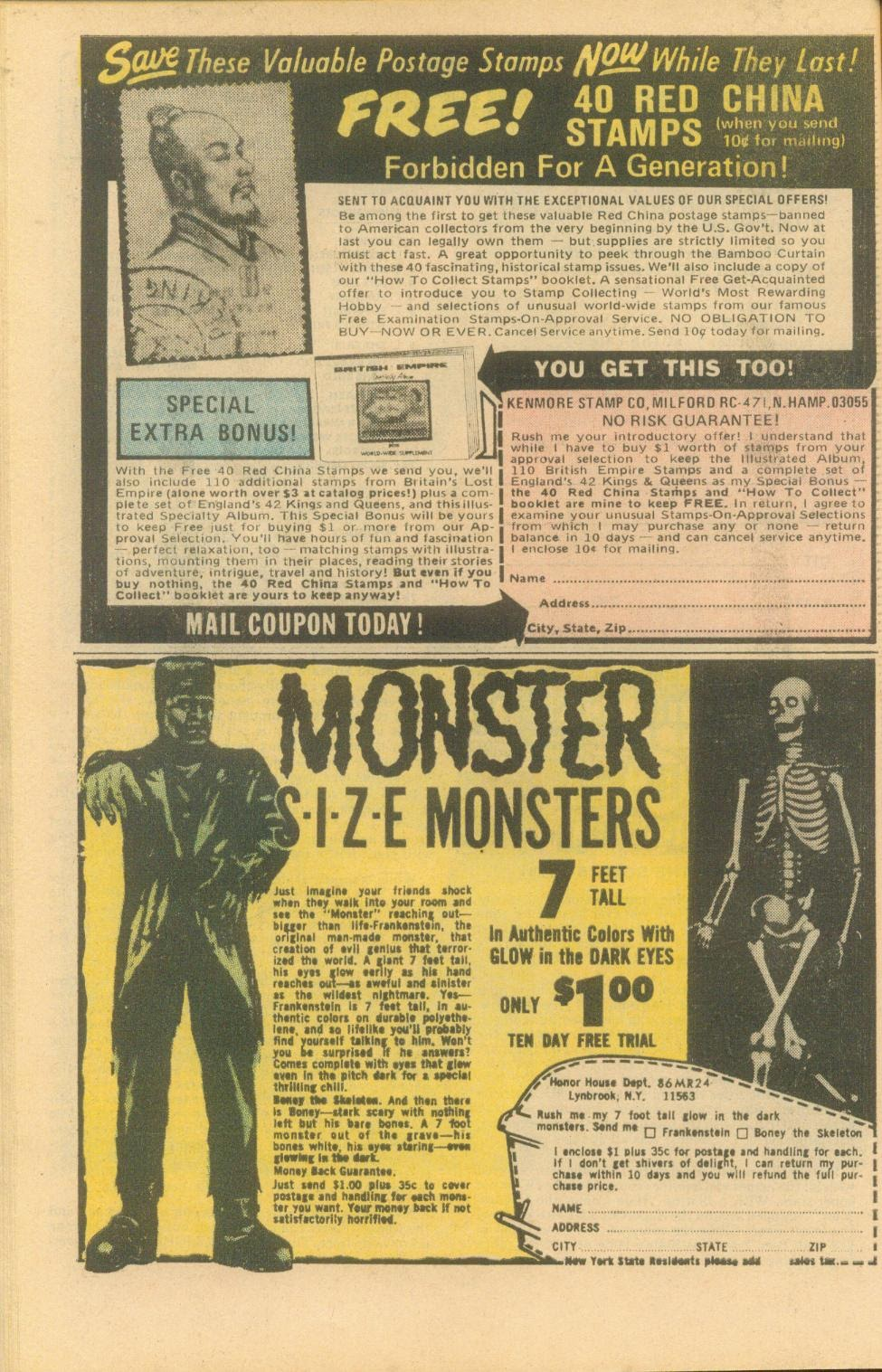 The Witching Hour (1969) issue 38 - Page 68
