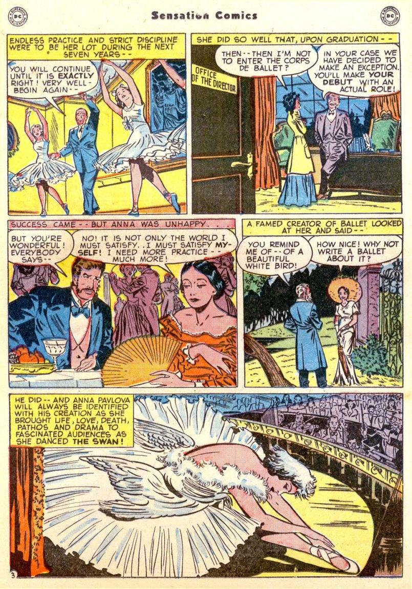 Read online Sensation (Mystery) Comics comic -  Issue #85 - 36
