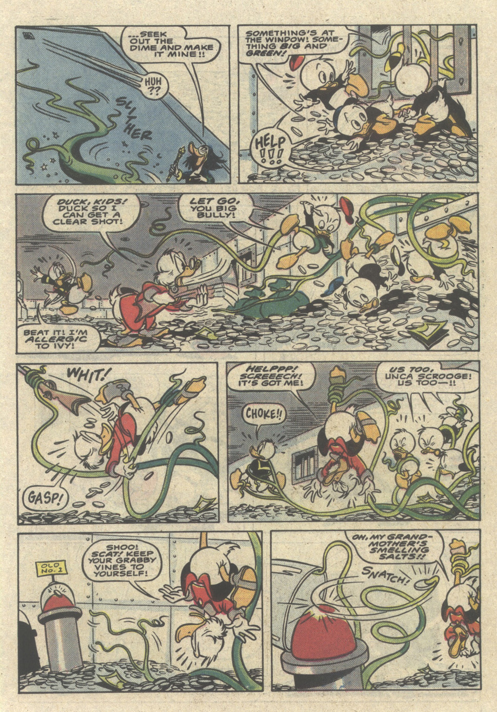 Read online Uncle Scrooge (1953) comic -  Issue #221 - 15