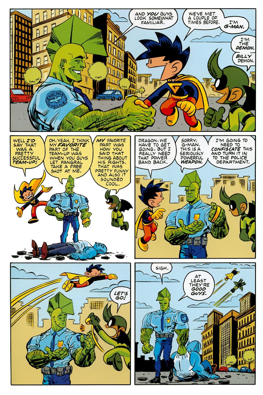 The Savage Dragon (1993) Issue #150 #153 - English 48