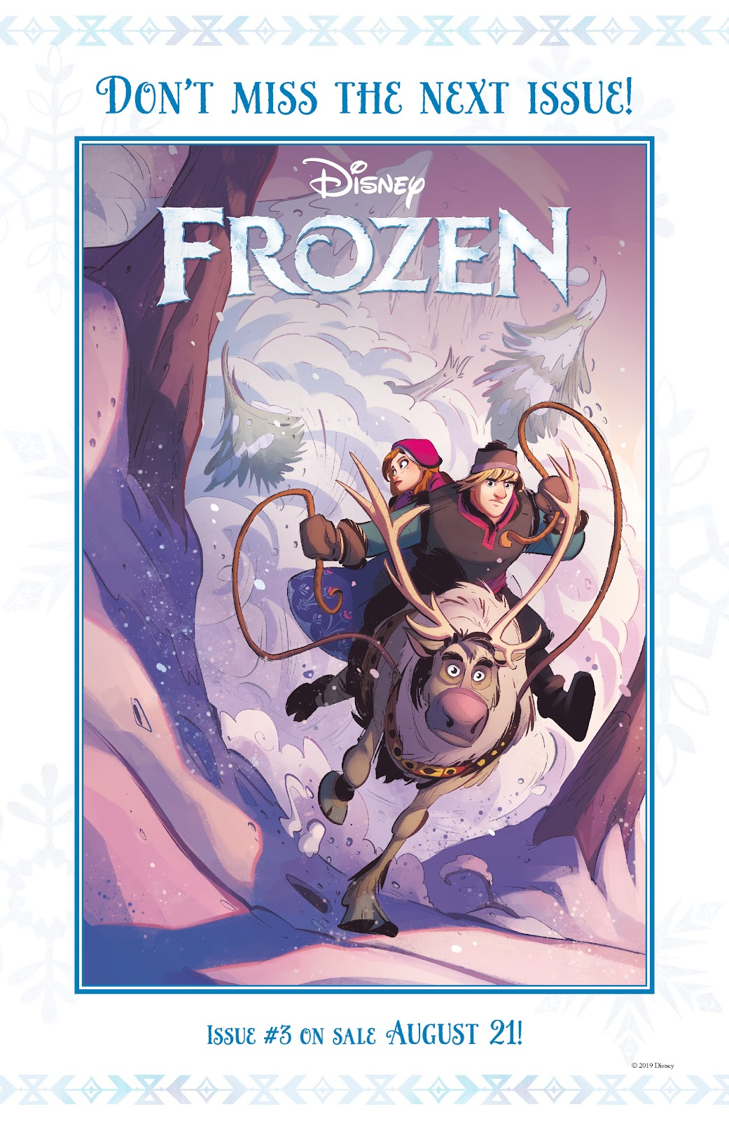 Read online Disney Frozen: The Hero Within comic -  Issue #2 - 23