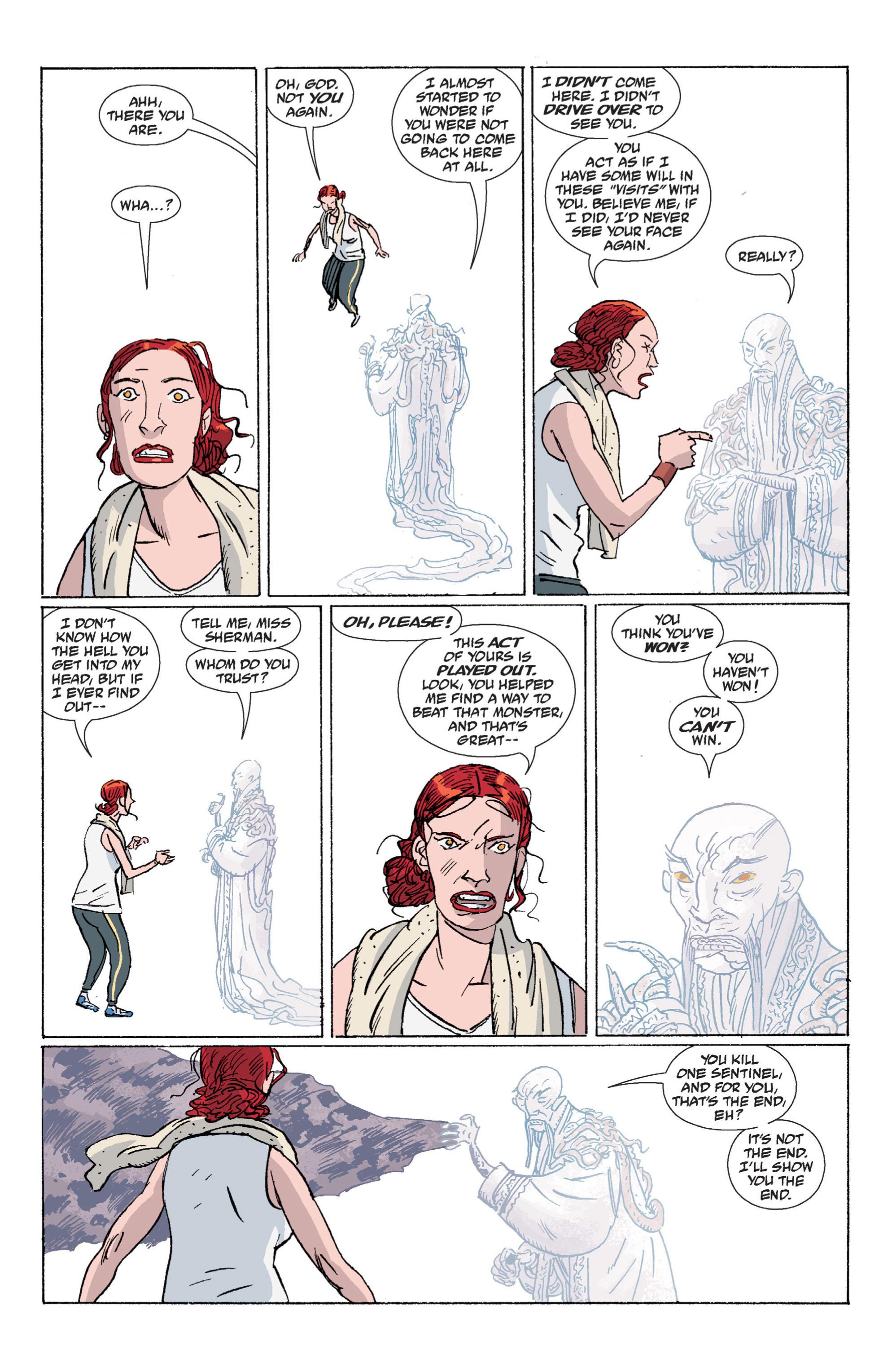 Read online B.P.R.D. (2003) comic -  Issue # TPB 7 - 43