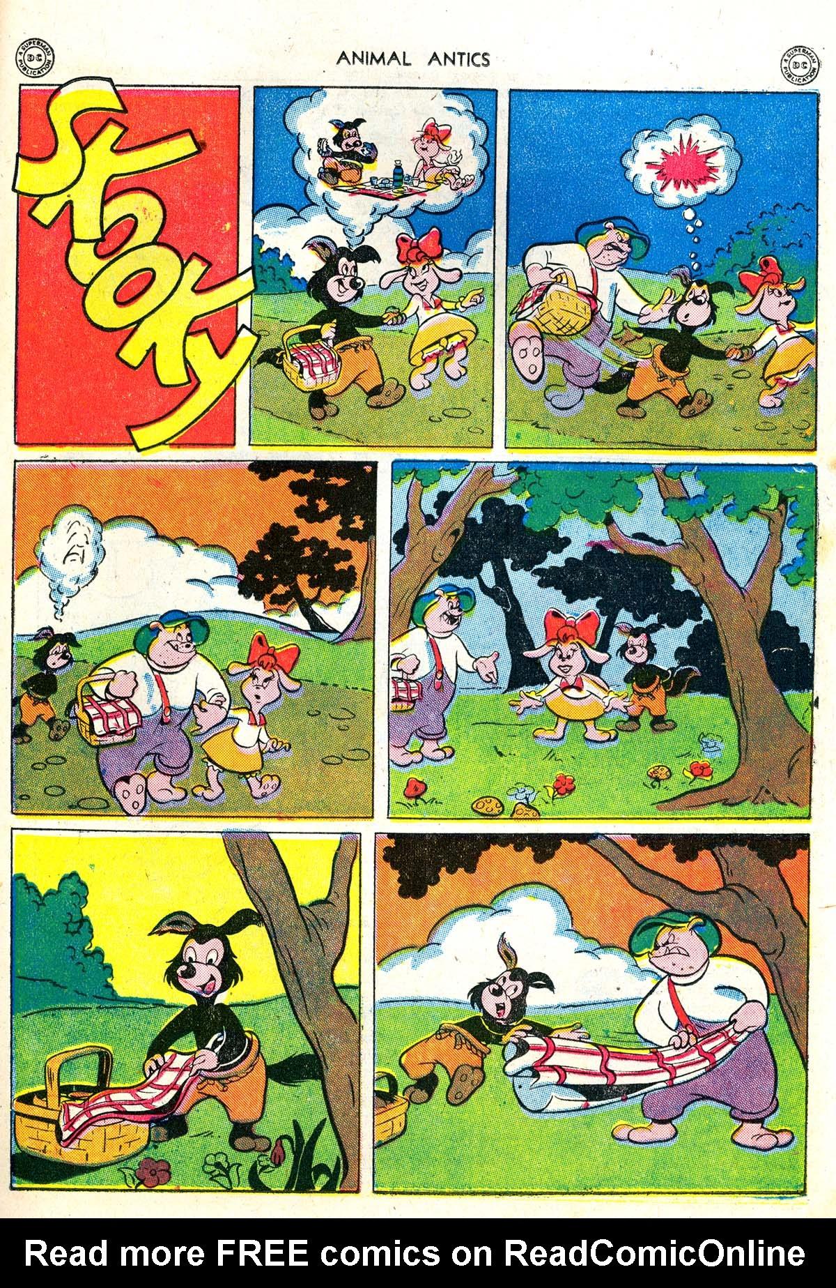 Read online Animal Antics comic -  Issue #5 - 35