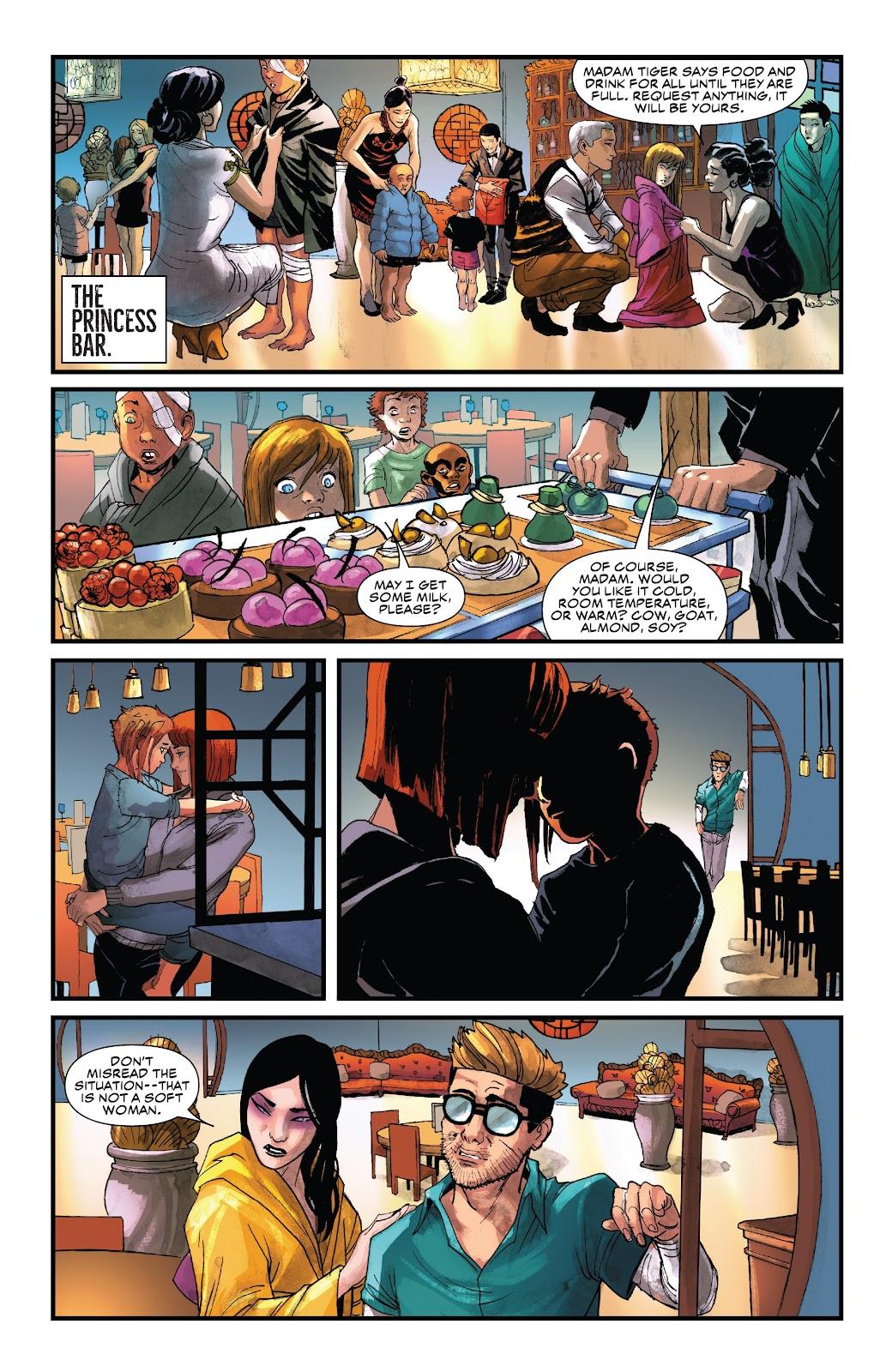 Read online Black Widow (2019) comic -  Issue #4 - 16