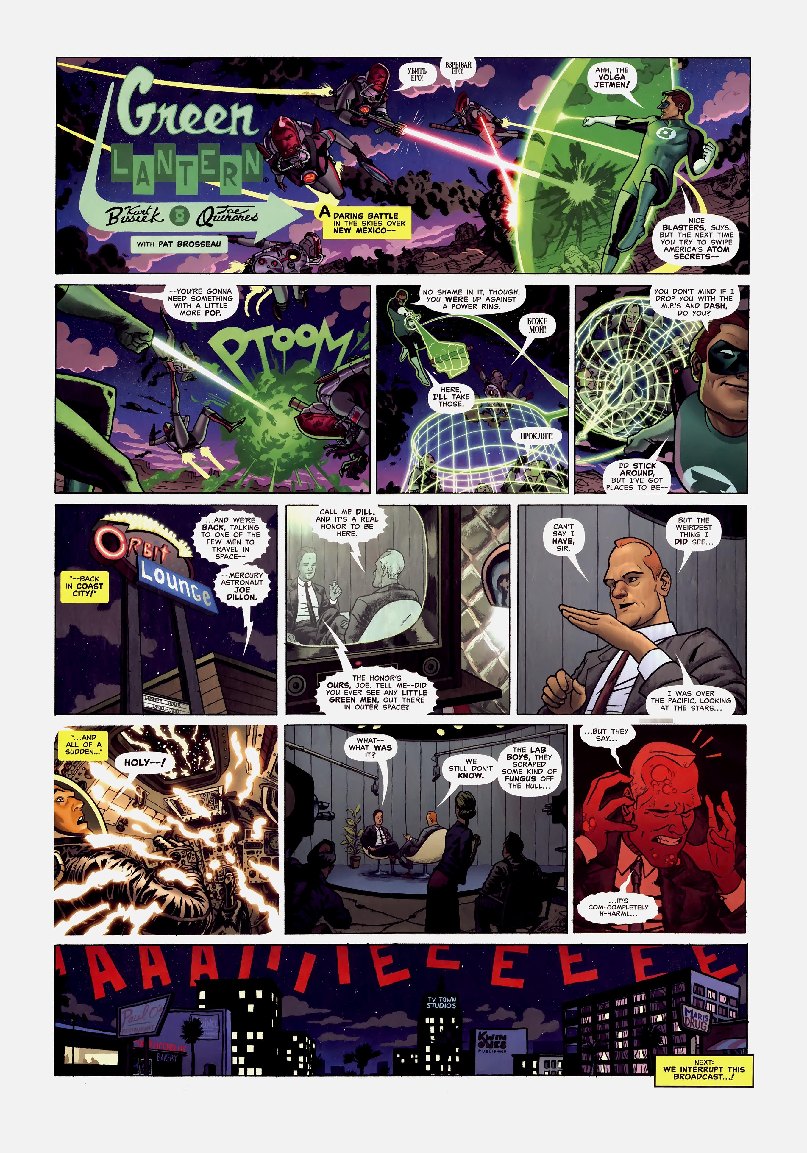 Read online Wednesday Comics comic -  Issue #2 - 6