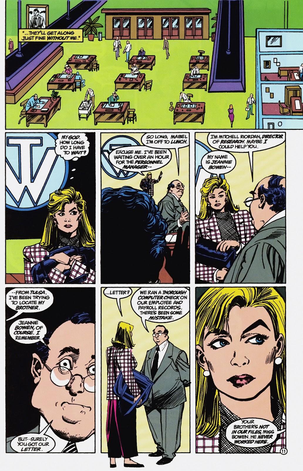 Read online Detective Comics (1937) comic -  Issue # _TPB Batman - Blind Justice (Part 1) - 16