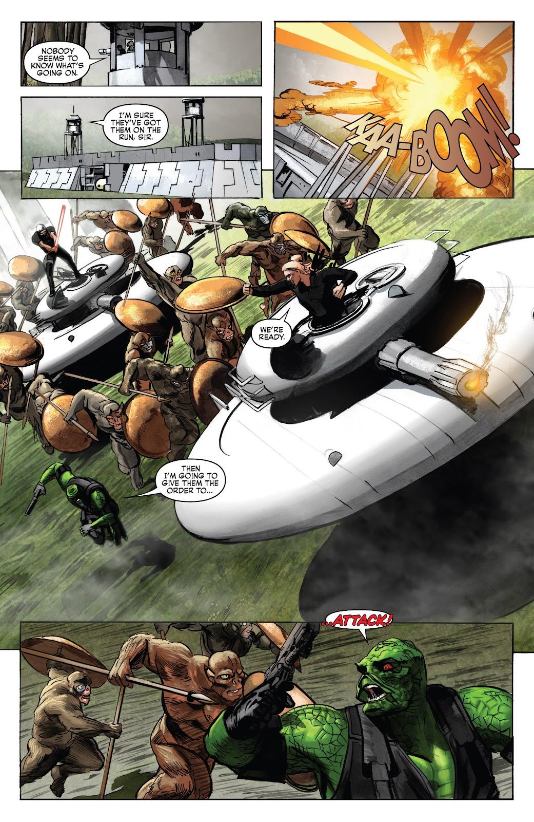 Read online Star Wars Legends: Infinities - Epic Collection comic -  Issue # TPB (Part 5) - 52