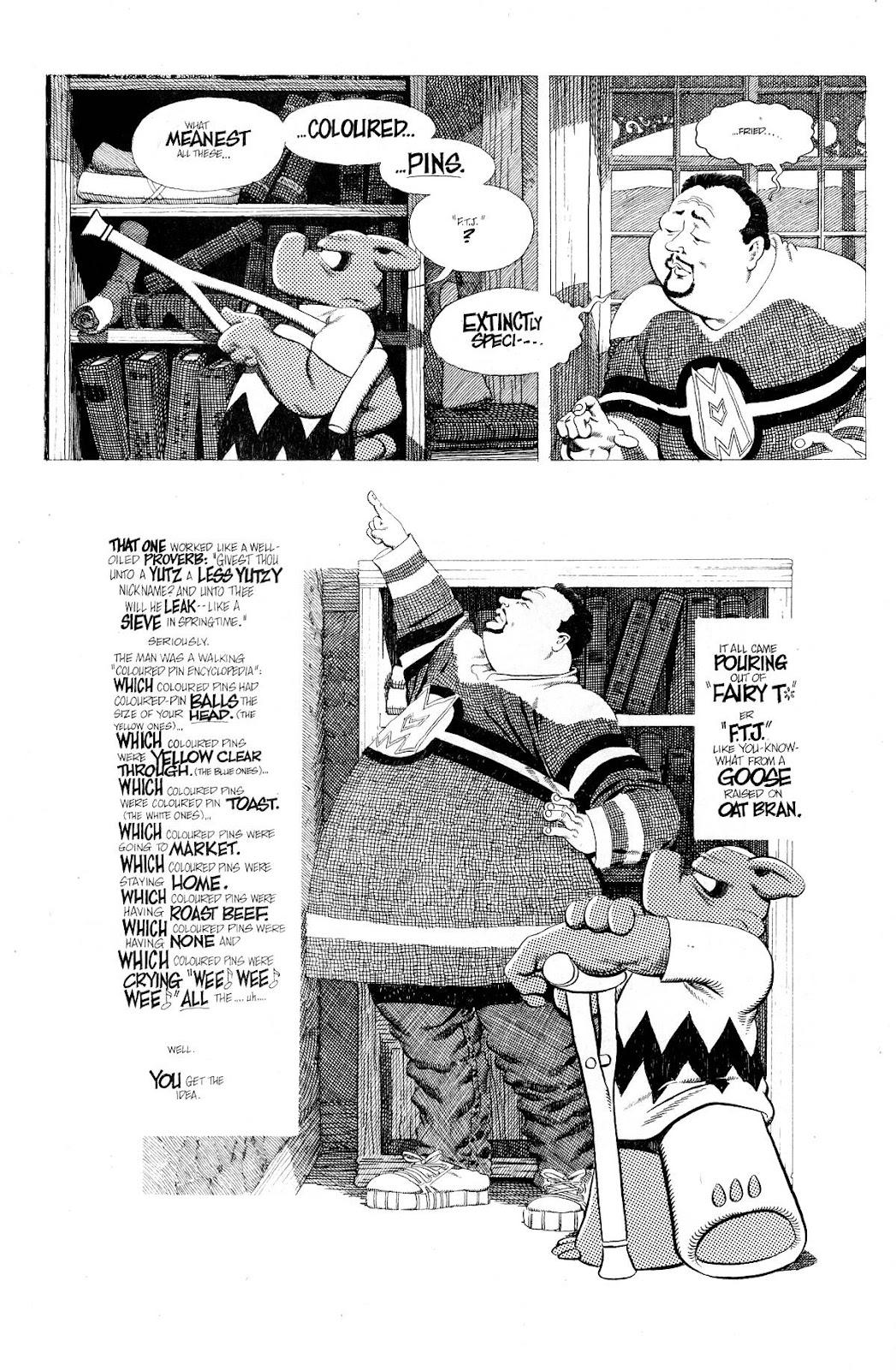 Cerebus Issue #275 #274 - English 8