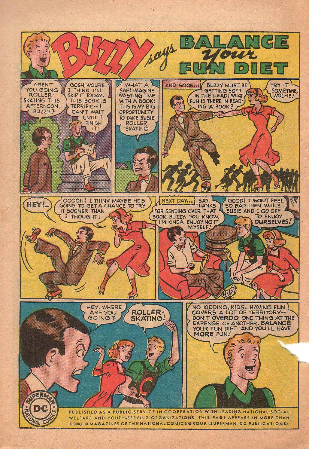 Read online Wonder Woman (1942) comic -  Issue #42 - 51