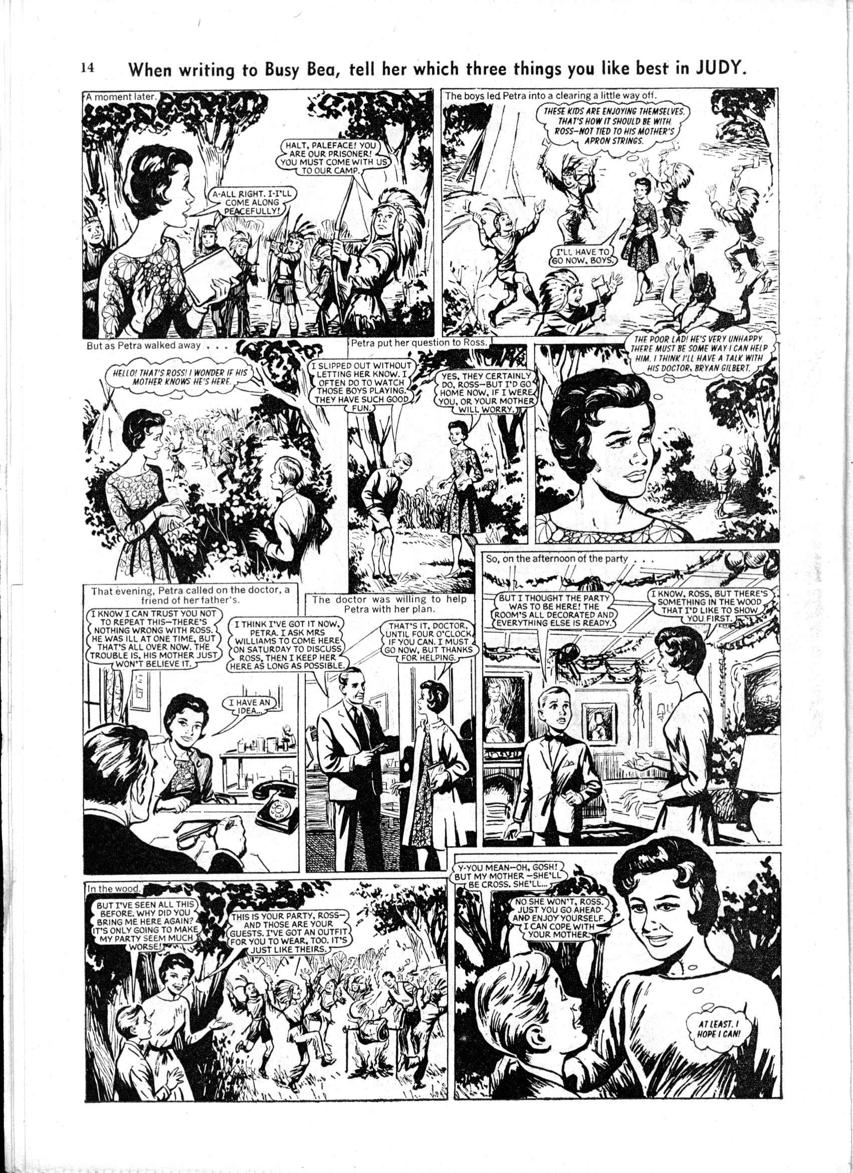 Read online Judy comic -  Issue #168 - 14