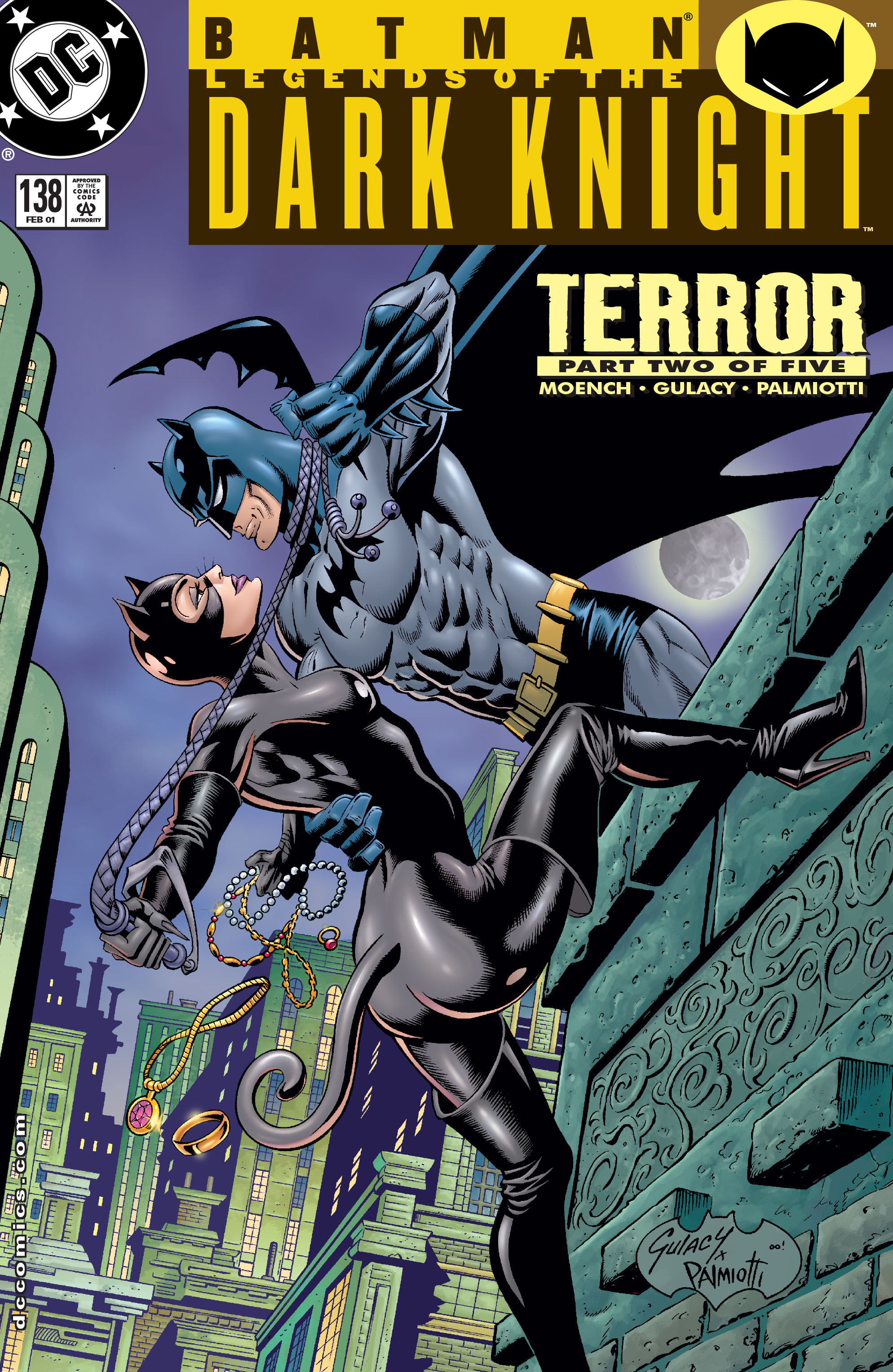 Batman: Legends of the Dark Knight 138 Page 1
