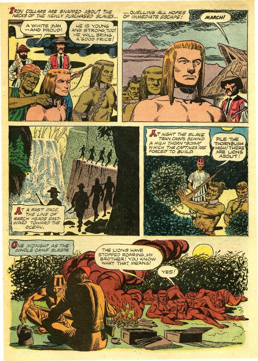 Tarzan (1948) issue 56 - Page 47