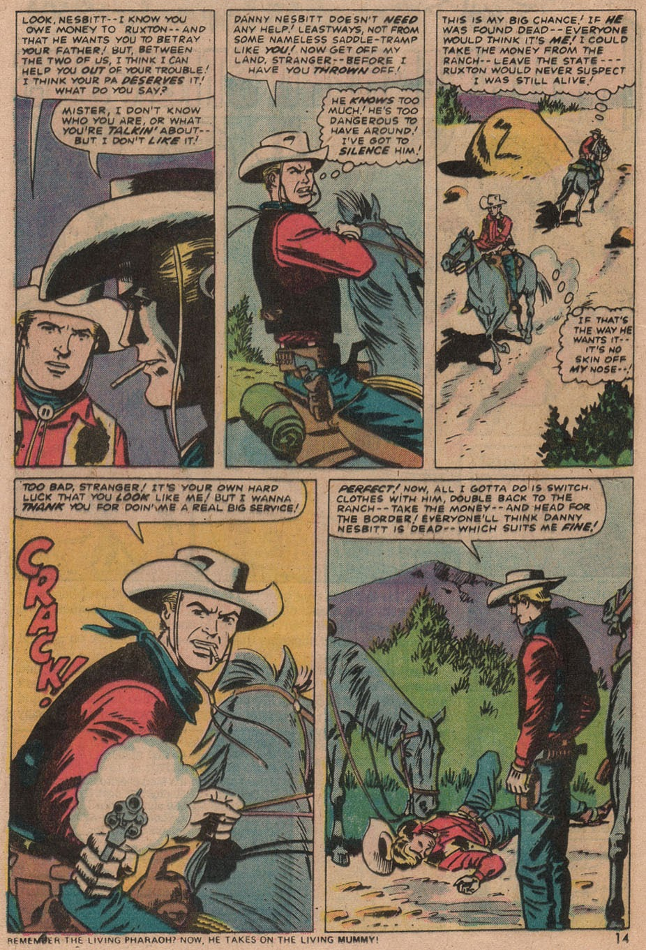 Kid Colt Outlaw issue 187 - Page 15