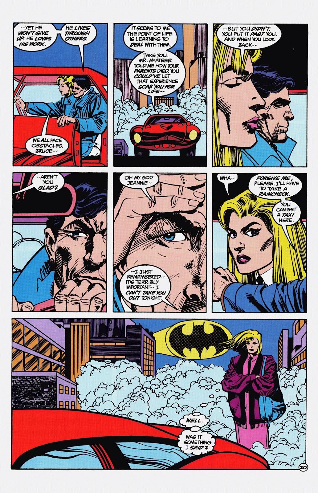 Read online Detective Comics (1937) comic -  Issue # _TPB Batman - Blind Justice (Part 1) - 35