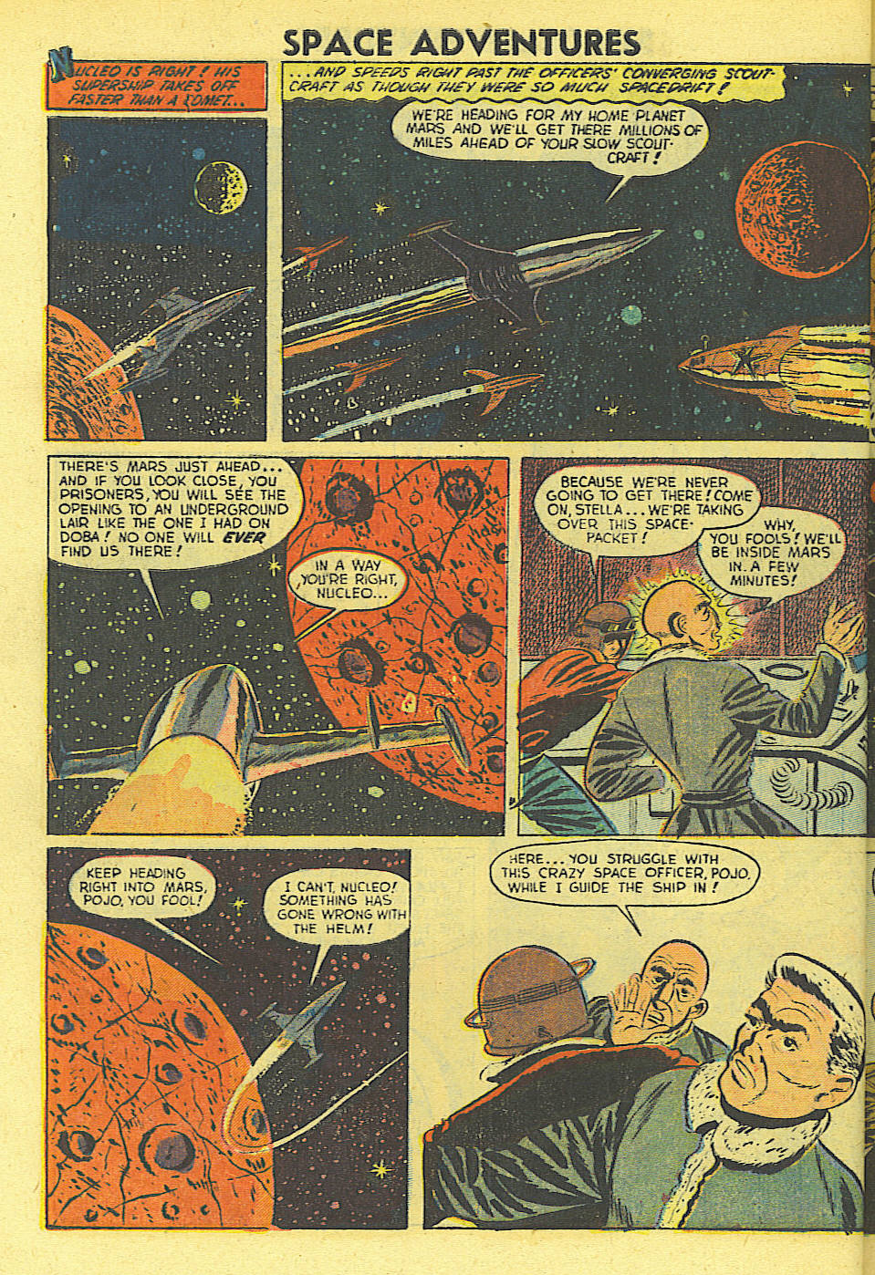 Space Adventures (1952) issue 4 - Page 25