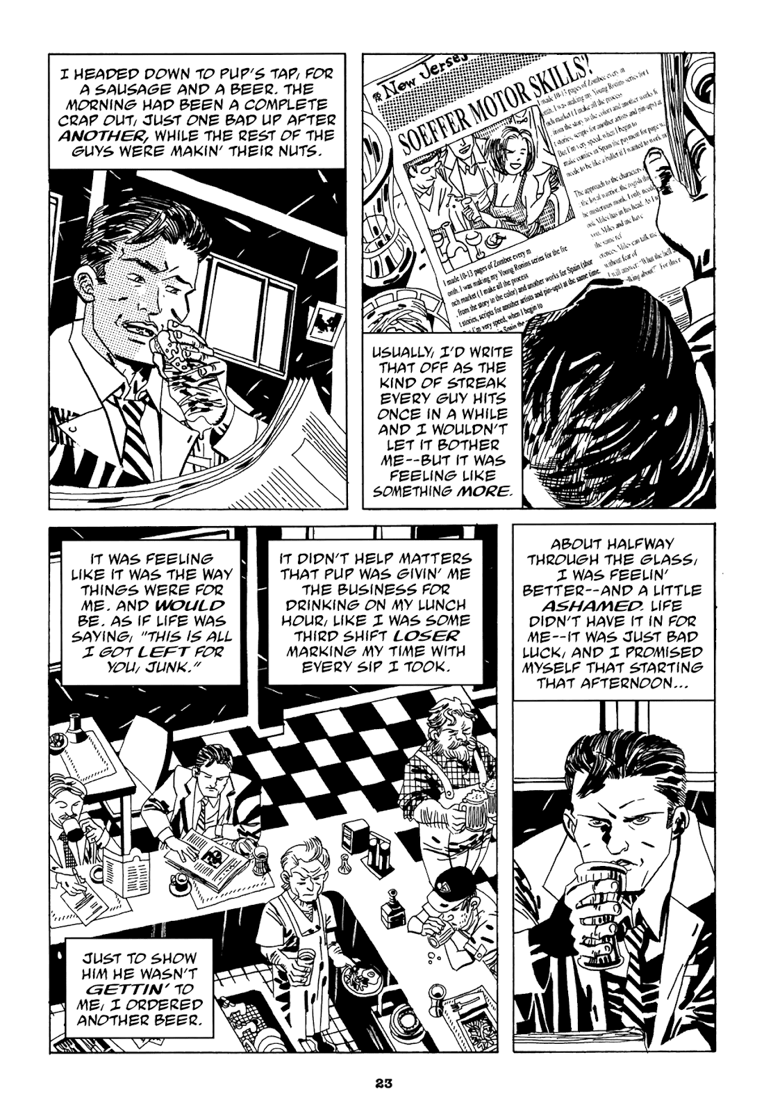 Read online Filthy Rich comic -  Issue # TPB (Part 1) - 25