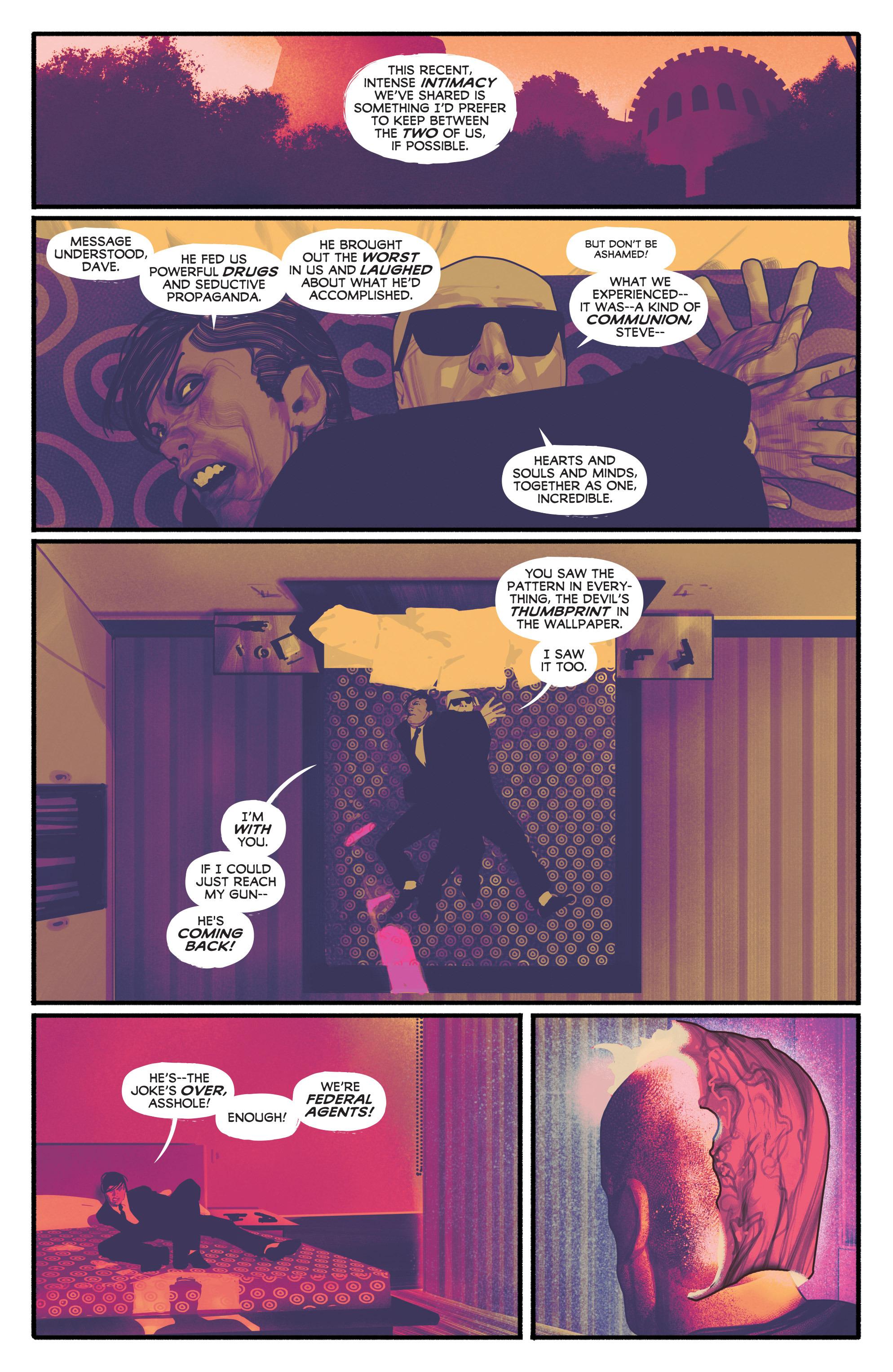 Read online Annihilator comic -  Issue #3 - 22
