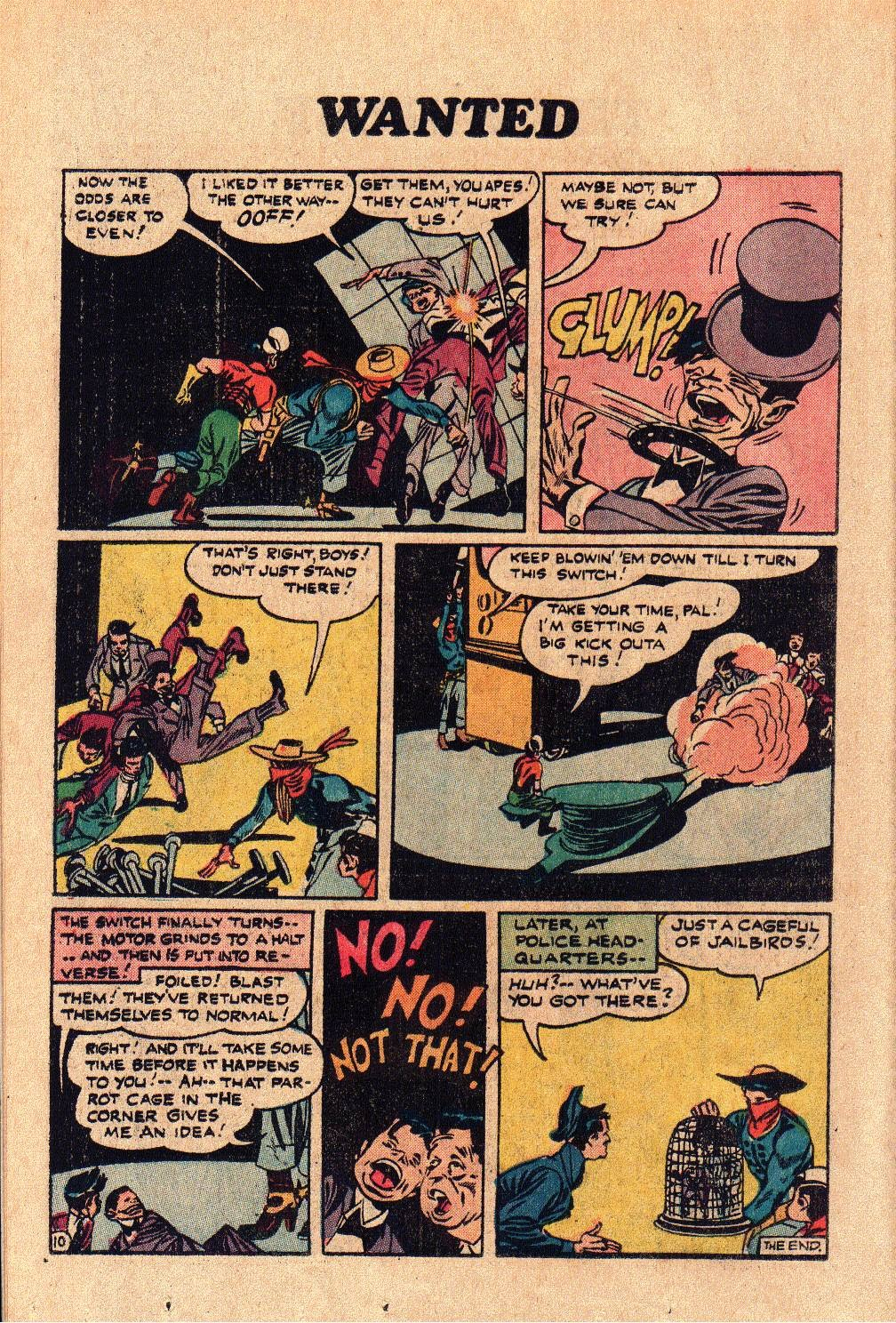 Wanted, the World's Most Dangerous Villains issue 3 - Page 14