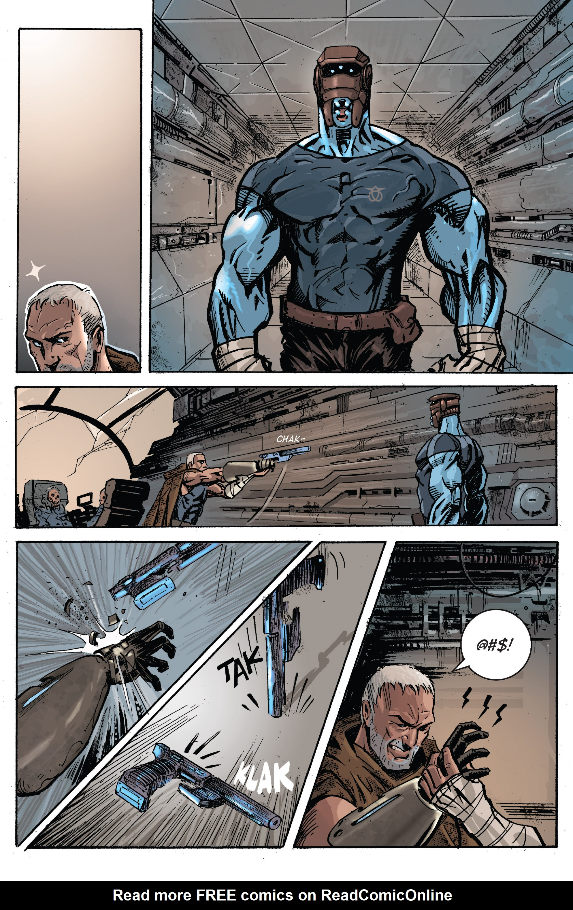 Read online Planetoid comic -  Issue # TPB - 59