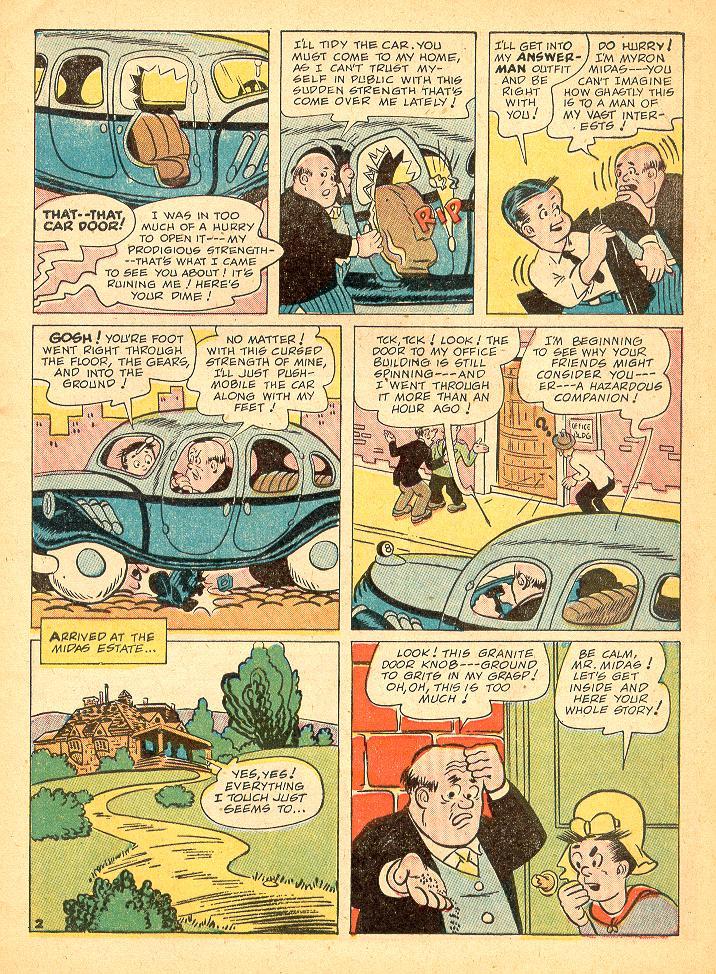 Read online Adventure Comics (1938) comic -  Issue #91 - 15