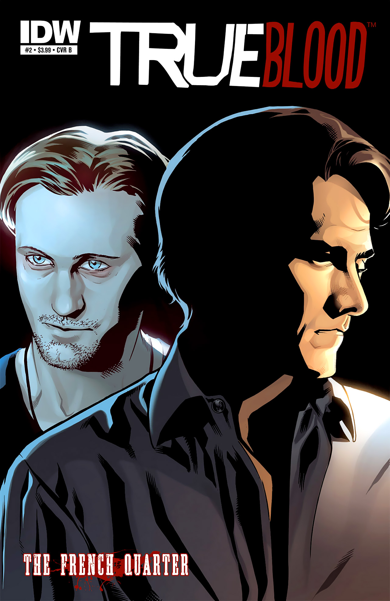 Read online True Blood: French Quarter comic -  Issue #2 - 2