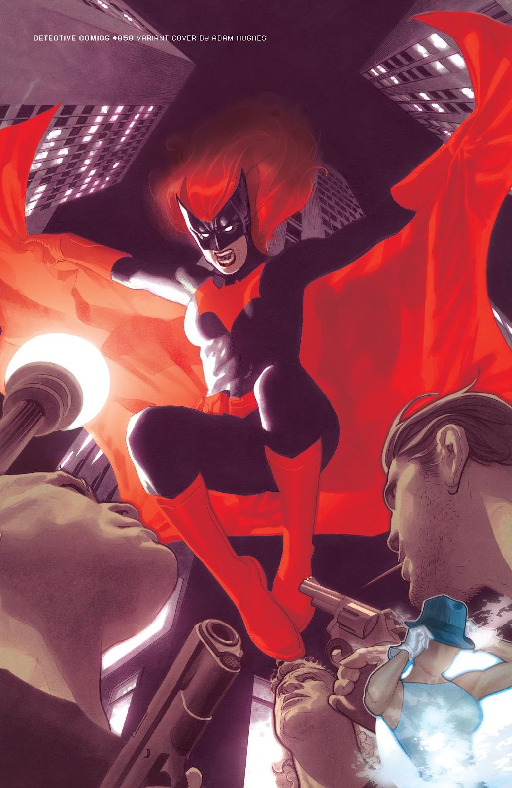 Read online Detective Comics (1937) comic -  Issue # _TPB Batwoman – Elegy (New Edition) (Part 2) - 40