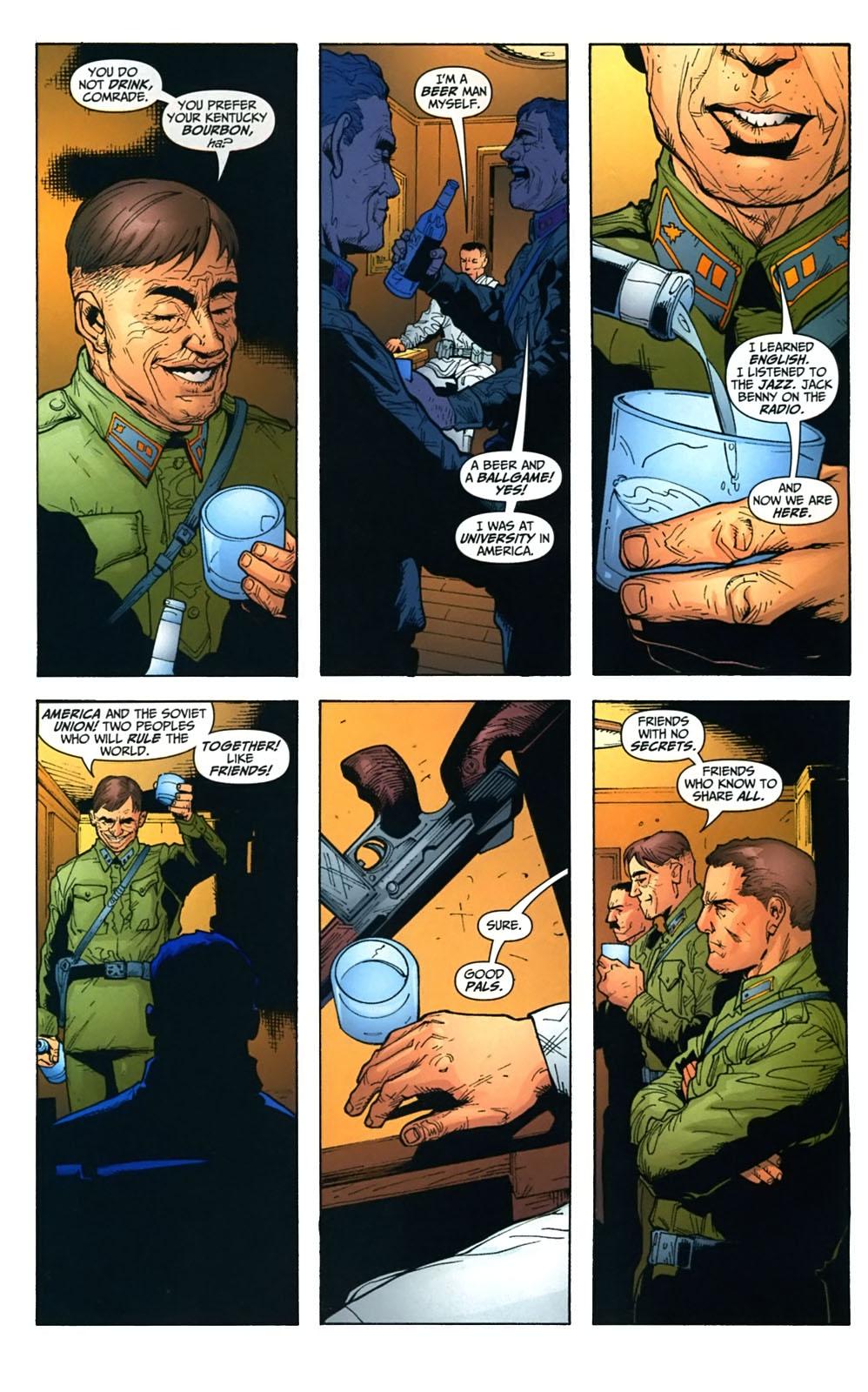 Read online Team Zero comic -  Issue #4 - 12